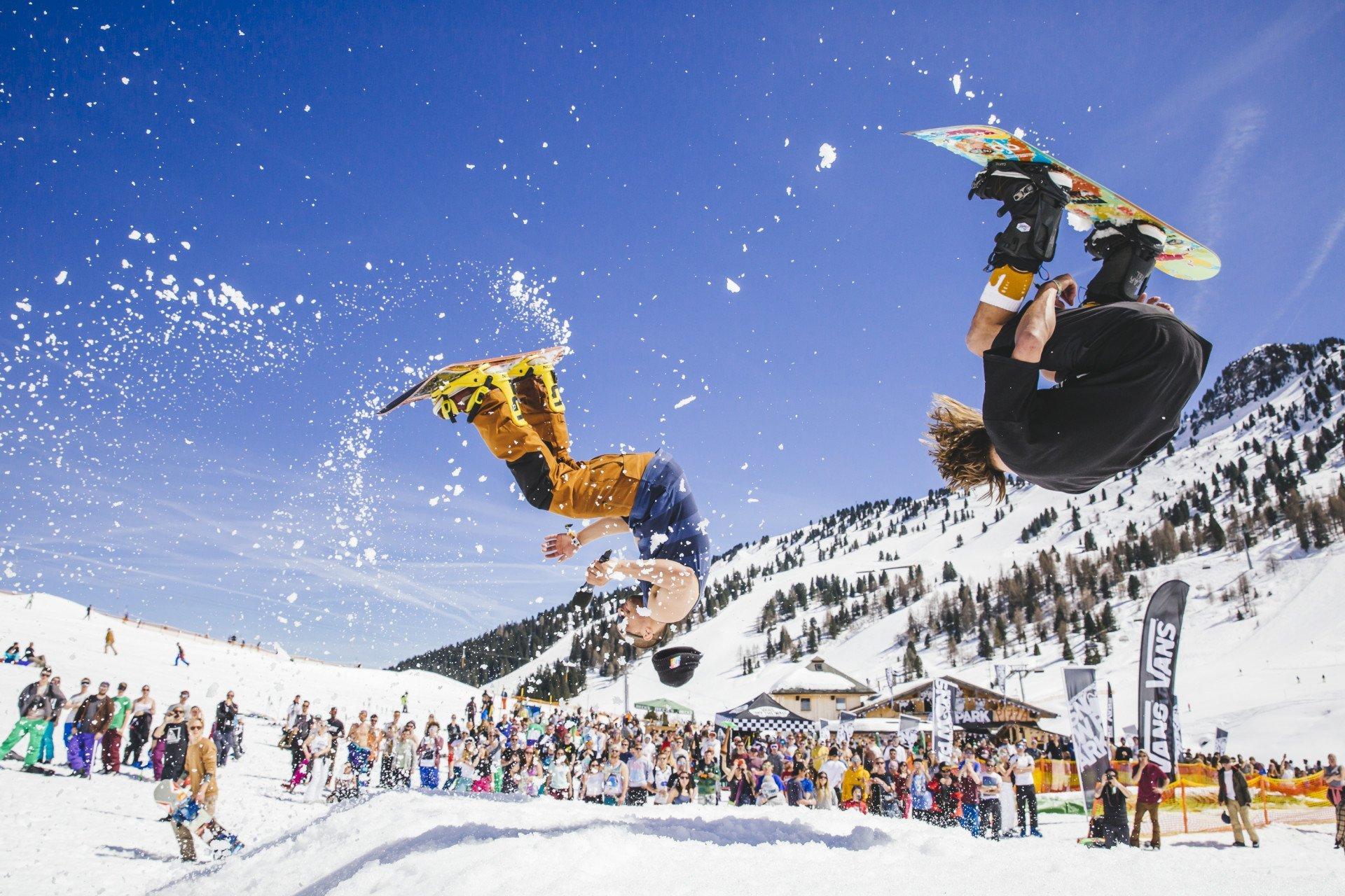 Snowbombing Music Festival in Mayrhofen in Austria - Best Season 2020