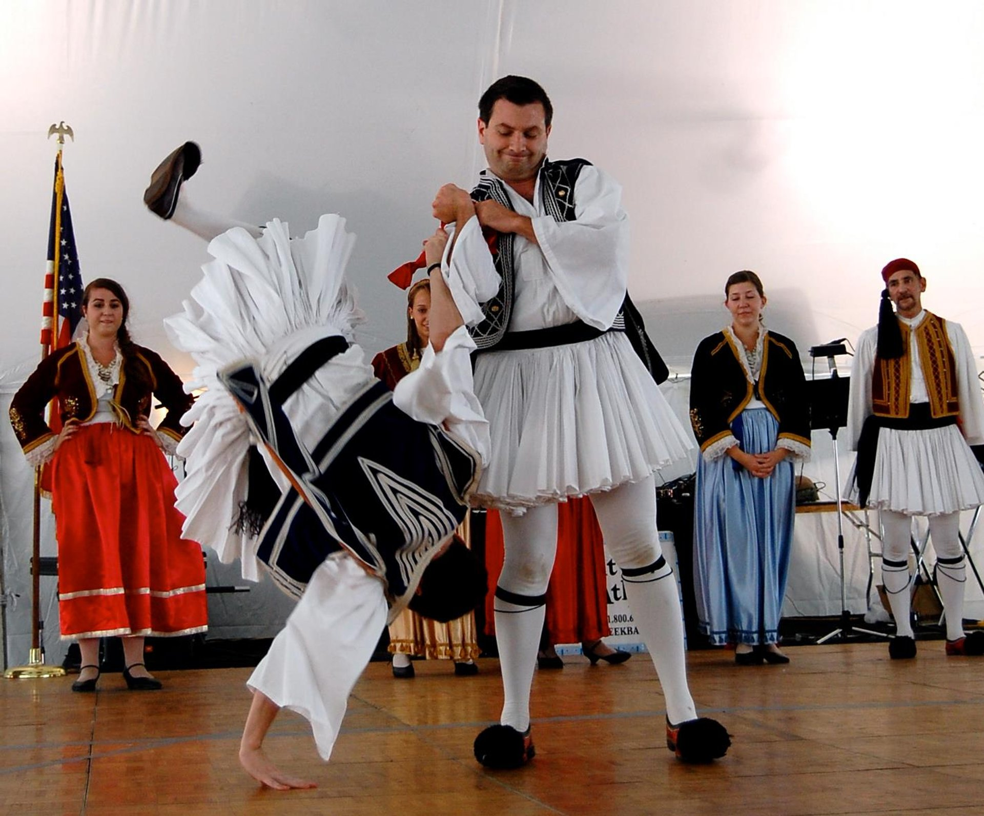 Best time to see Annunciation Greek Festival in Midwest 2020