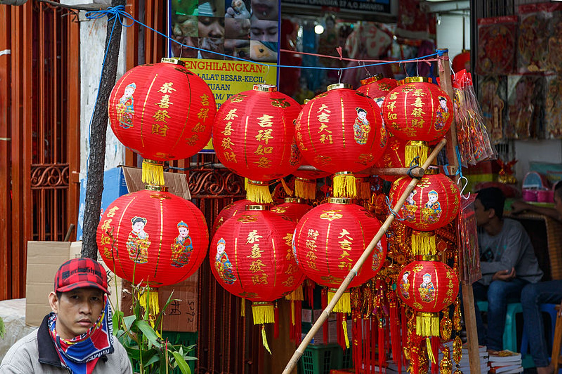Chinese New Year in Indonesia - Best Season 2020