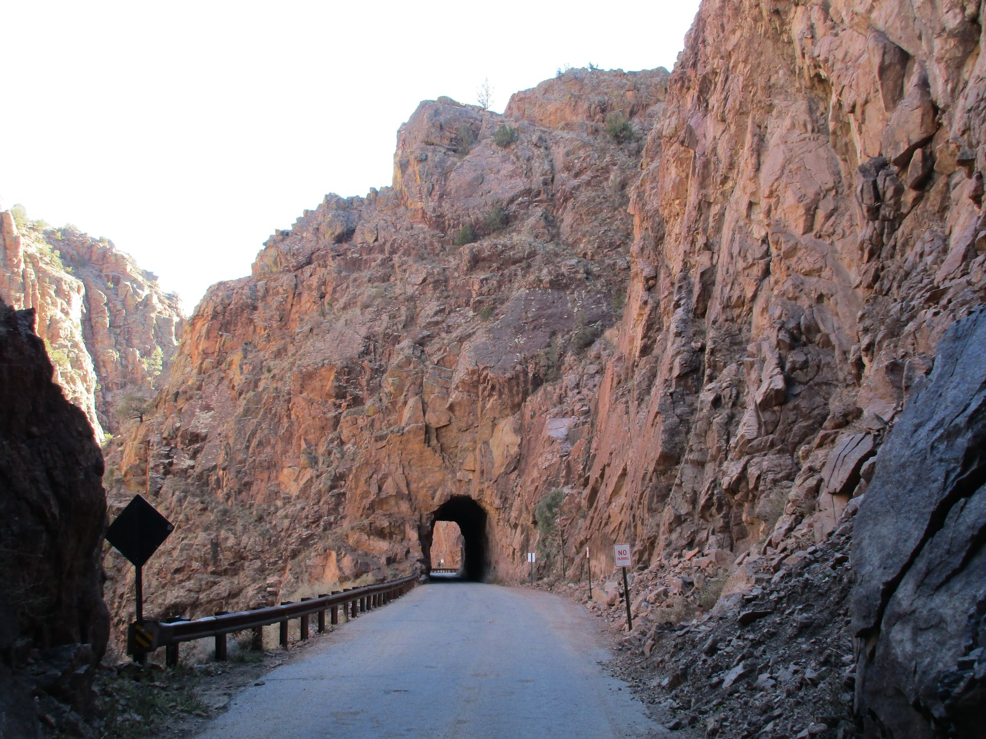 Gilman Tunnels in New Mexico 2019 - Best Time