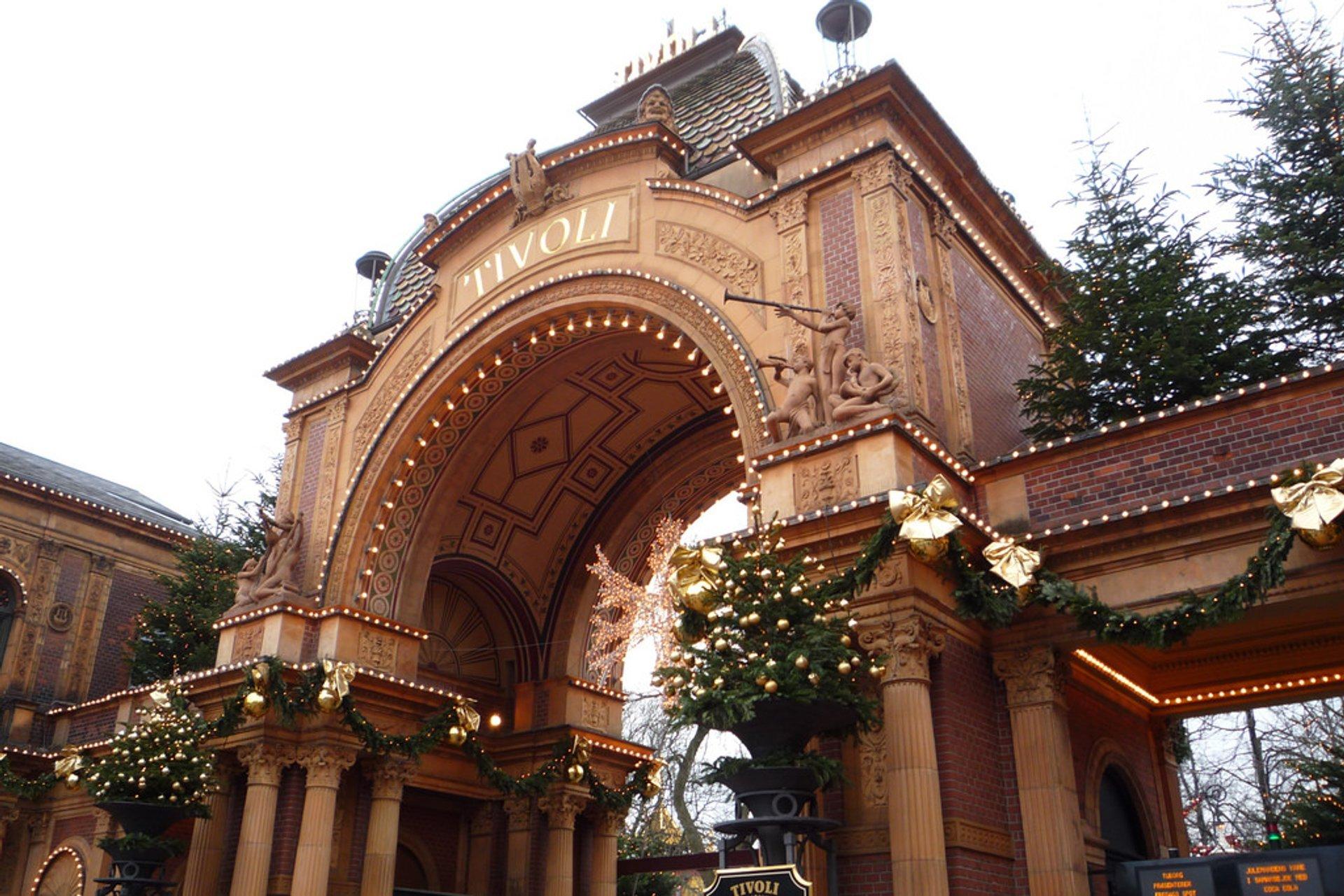 Tivoli Gardens (Summer Season) in Copenhagen 2020 - Best Time