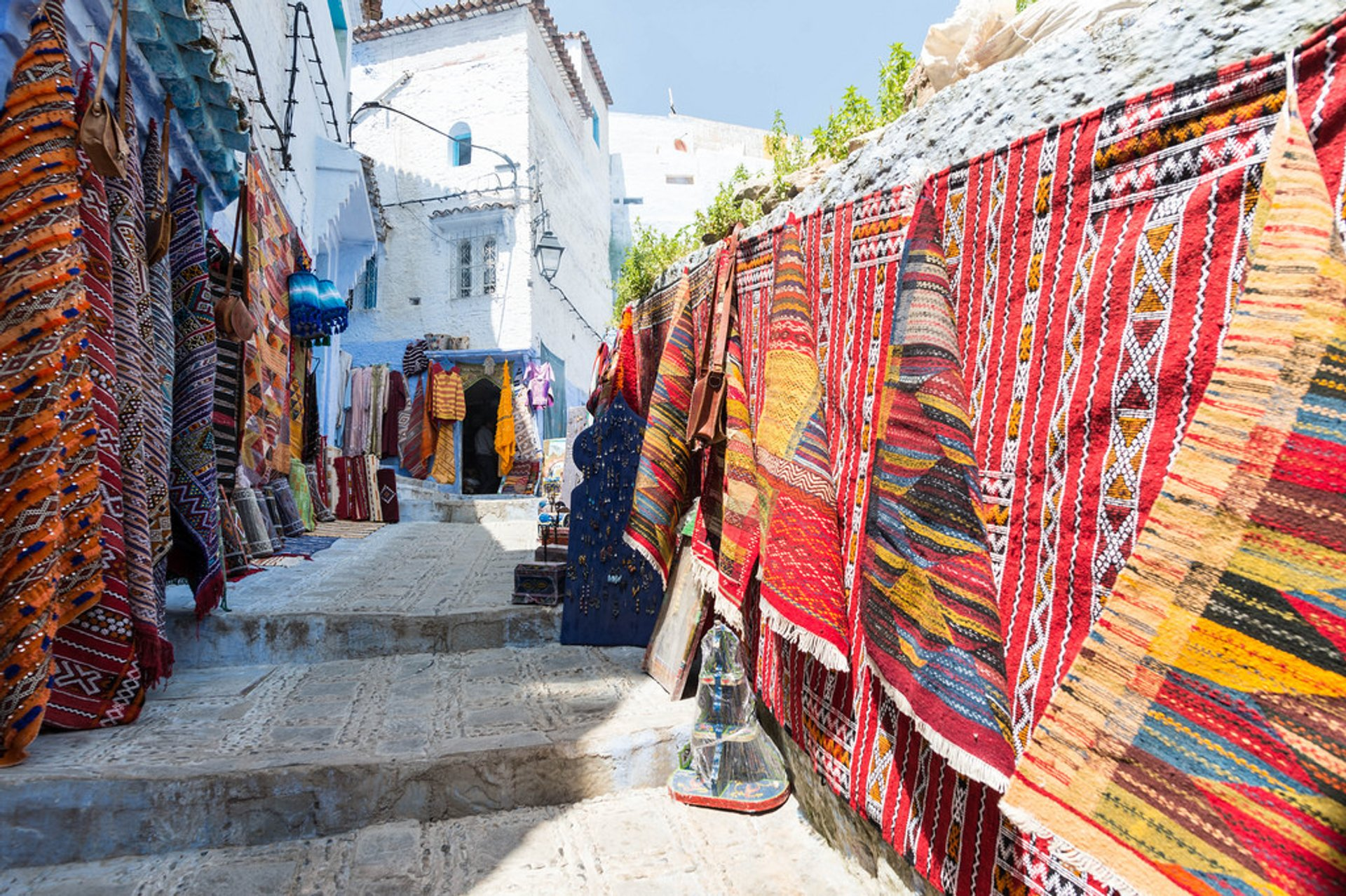 Best time for Chefchaouen 2020