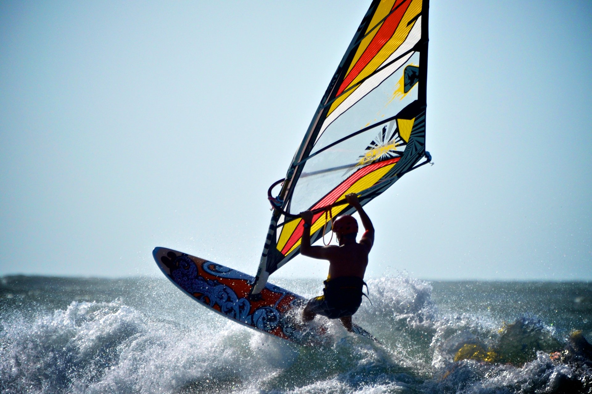 Best time for Kitesurfing and Windsurfing in Brazil 2020