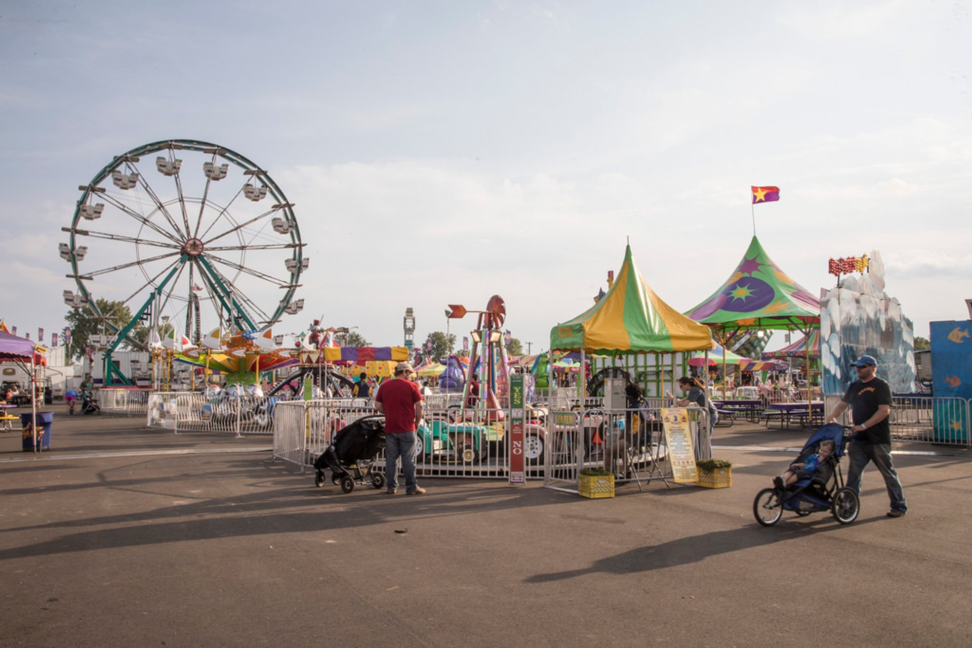 South Dakota State Fair in Midwest - Best Season 2020