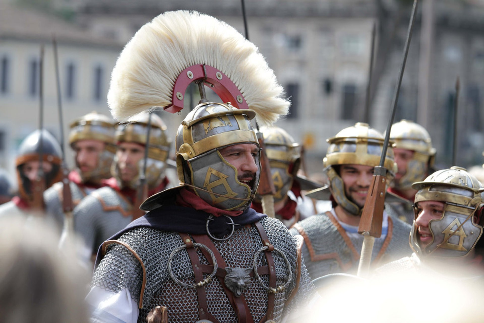 Best time for Natale di Roma or Rome's Birthday