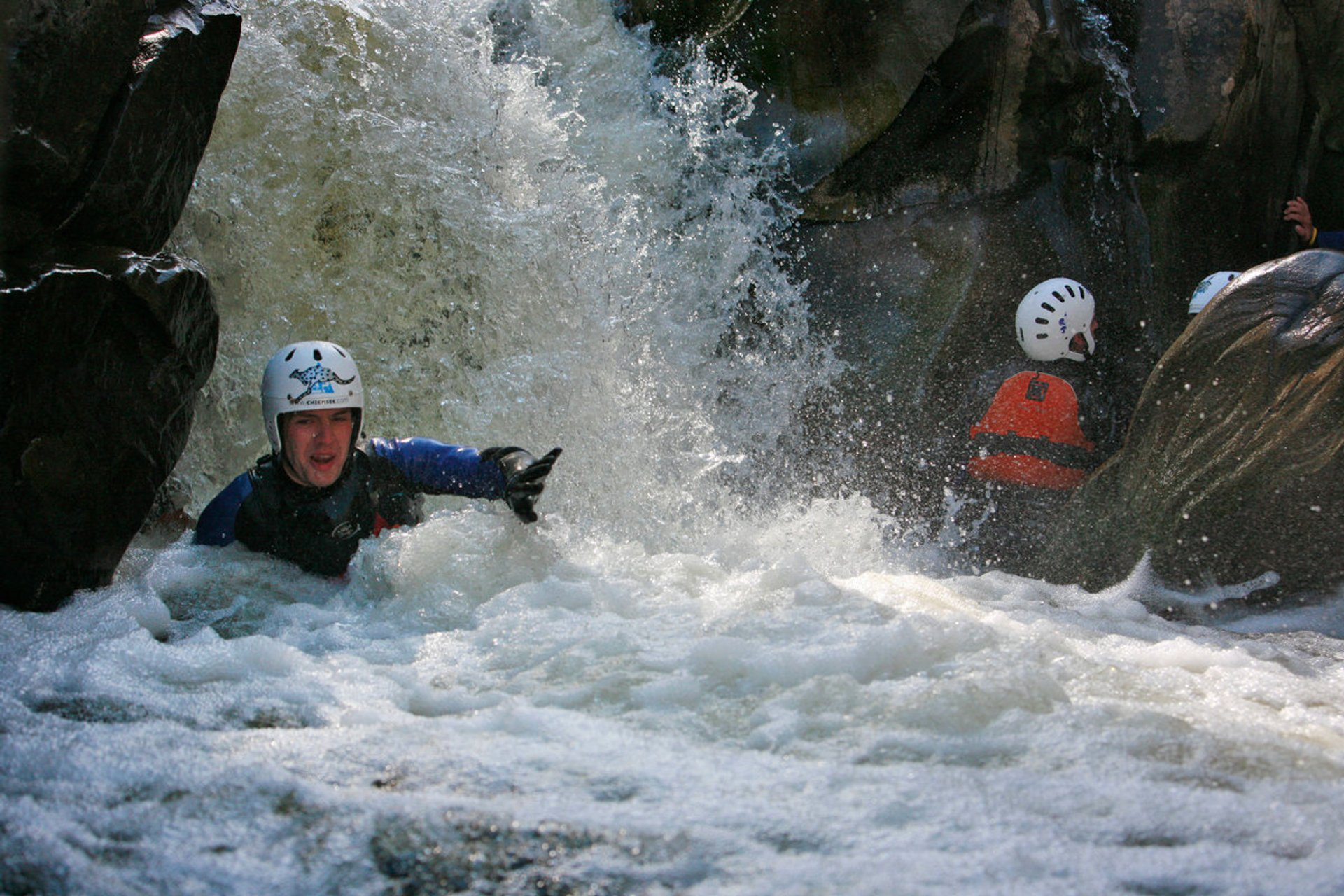 Canyoning and Gorge Walking in Scotland 2019 - Best Time