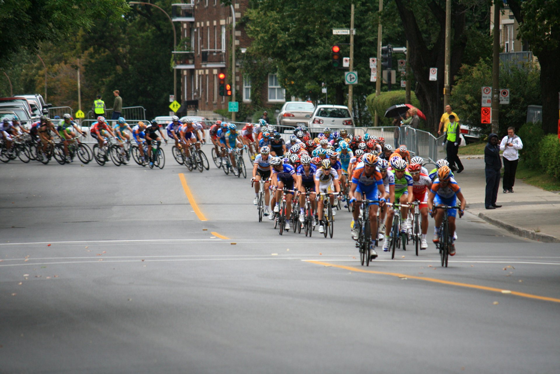 Grands Prix Cyclistes in Quebec 2020 - Best Time
