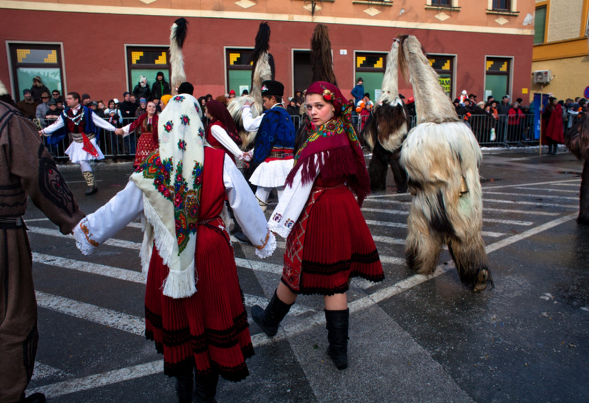 Best time for Pust Carnival in Cerknica 2020