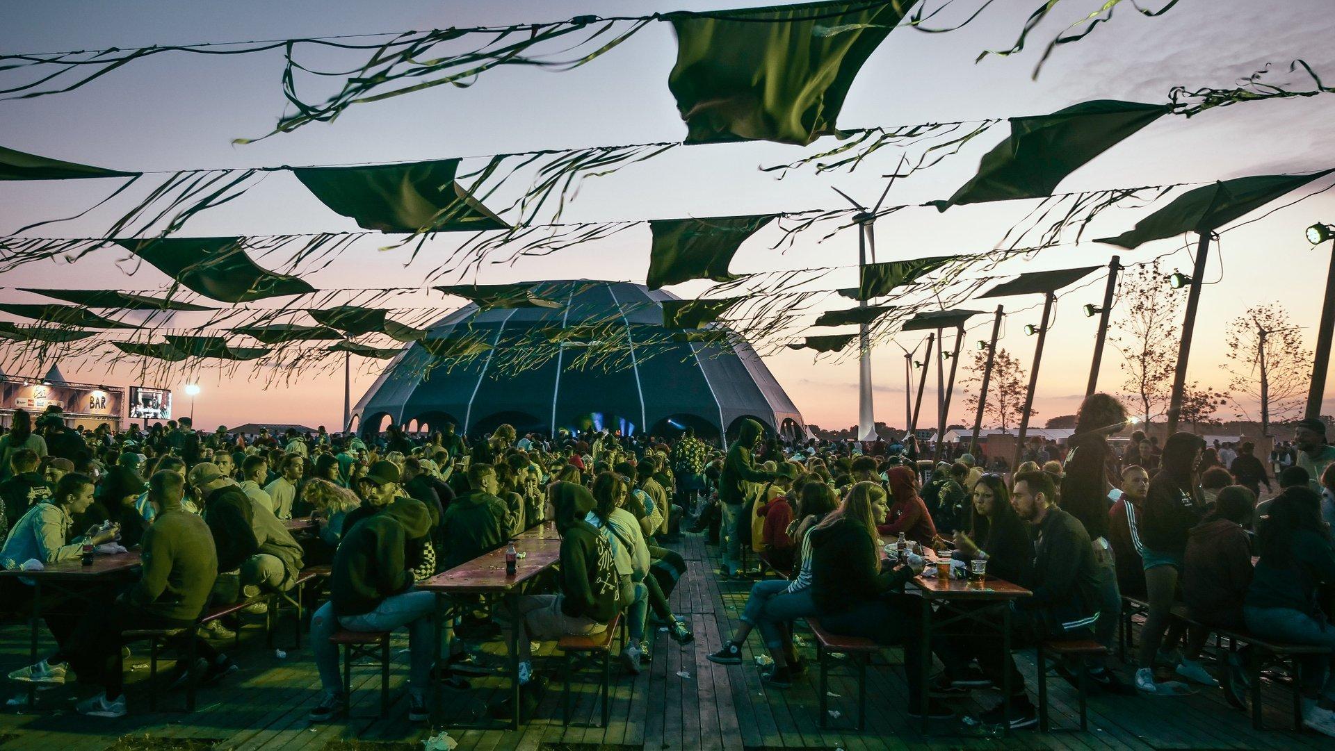 Best time for Dour Festival 2020