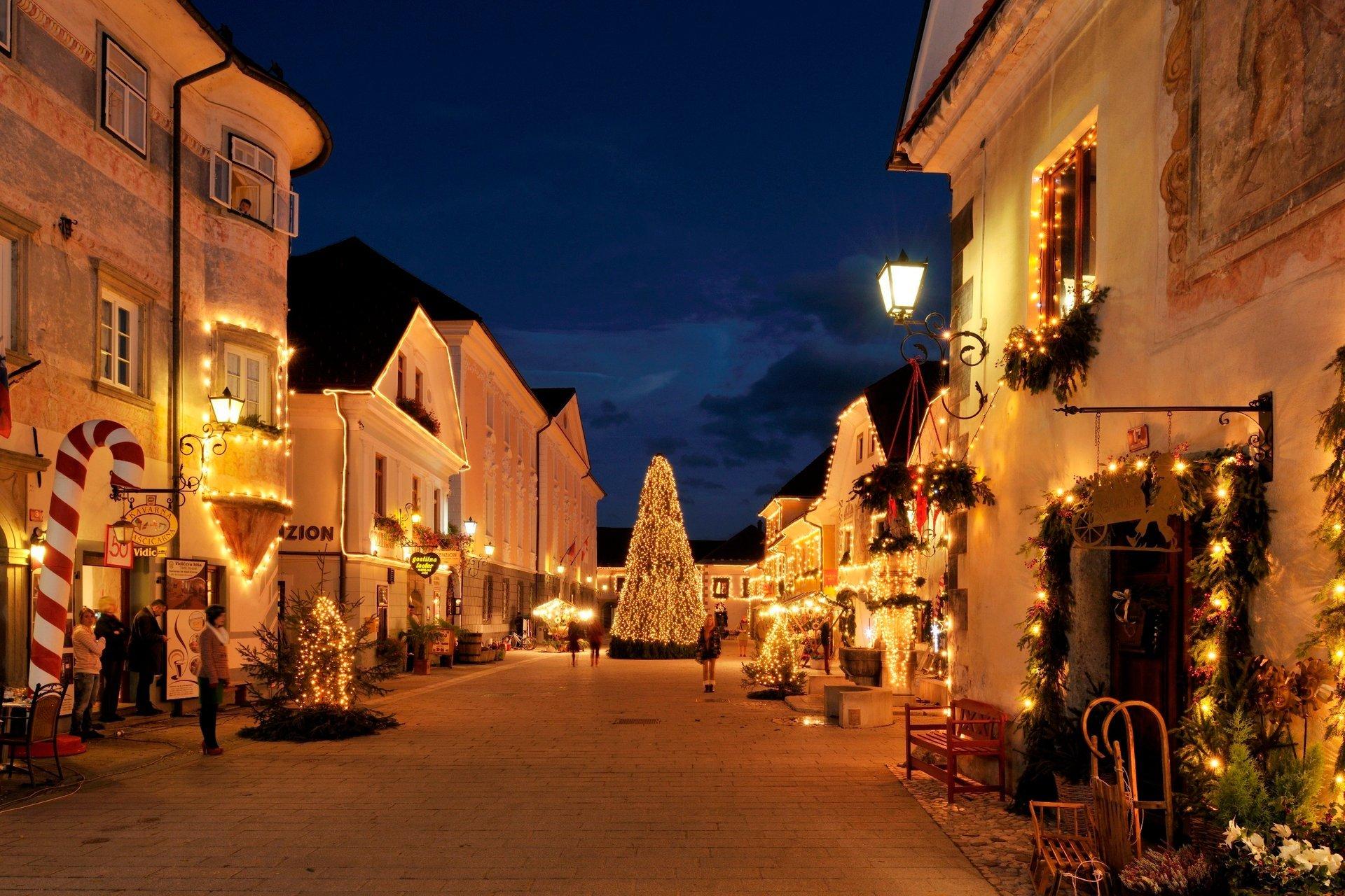 Lite of Christmas Radovljica 2020