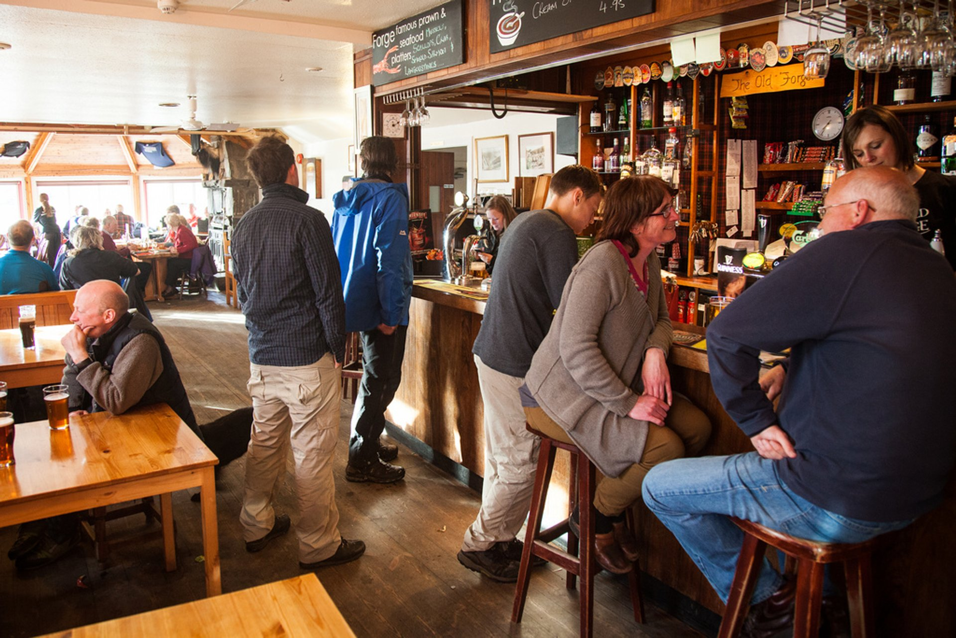 Scotland's Most Remote Pub in Scotland 2019 - Best Time