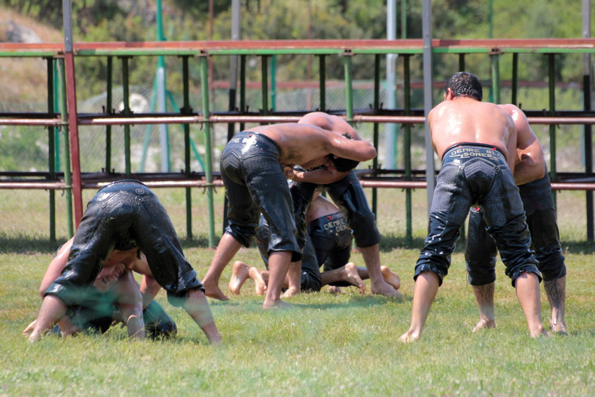 Kırkpınar Oil Wrestling in Turkey 2020 - Best Time