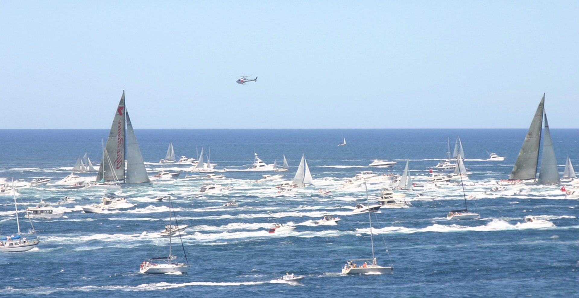 Sydney Hobart Yacht Race in Tasmania 2020 - Best Time