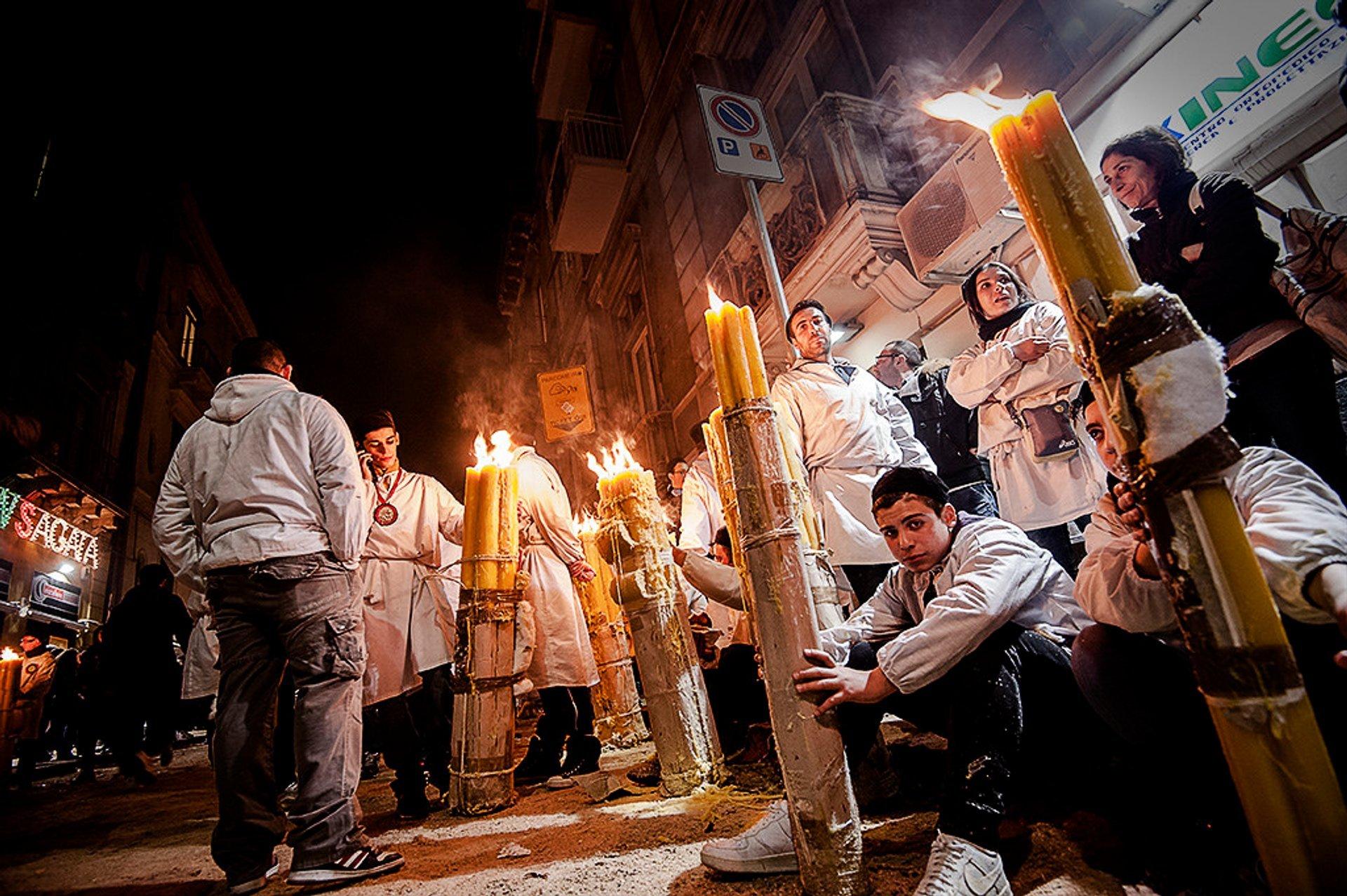 Saint Agata Festival in Sicily 2019 - Best Time