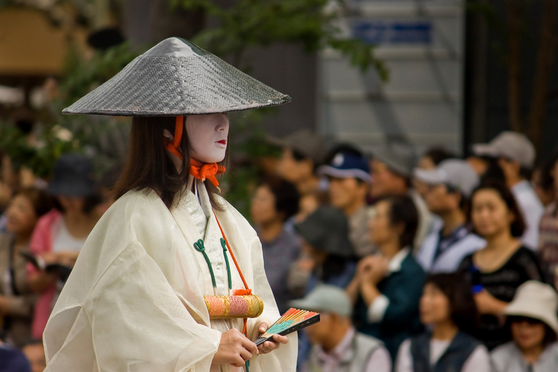 Best time for Jidai Matsuri (Festival)