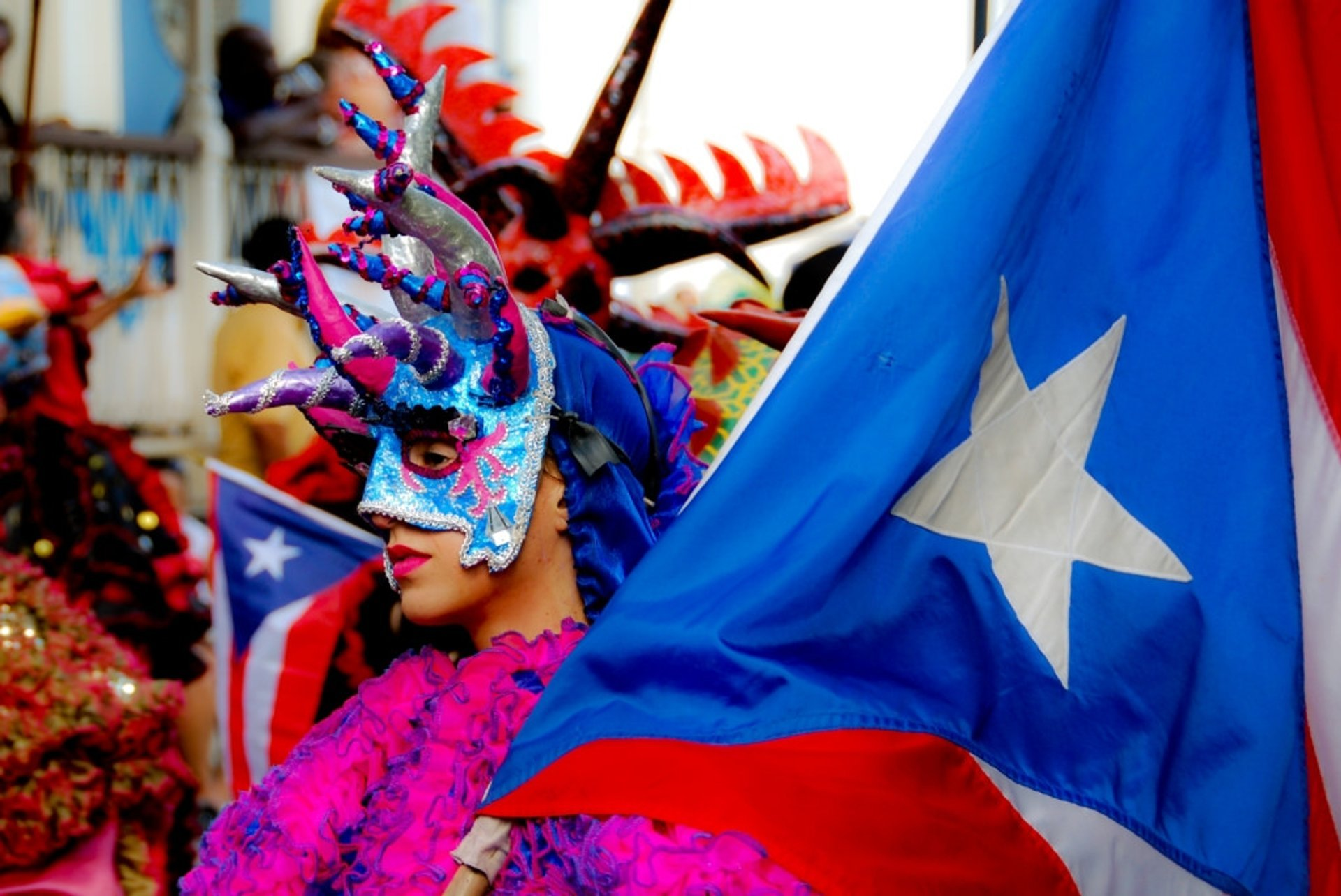 Ponce Carnival (Carnaval Ponceño) in Puerto Rico 2020 - Best Time