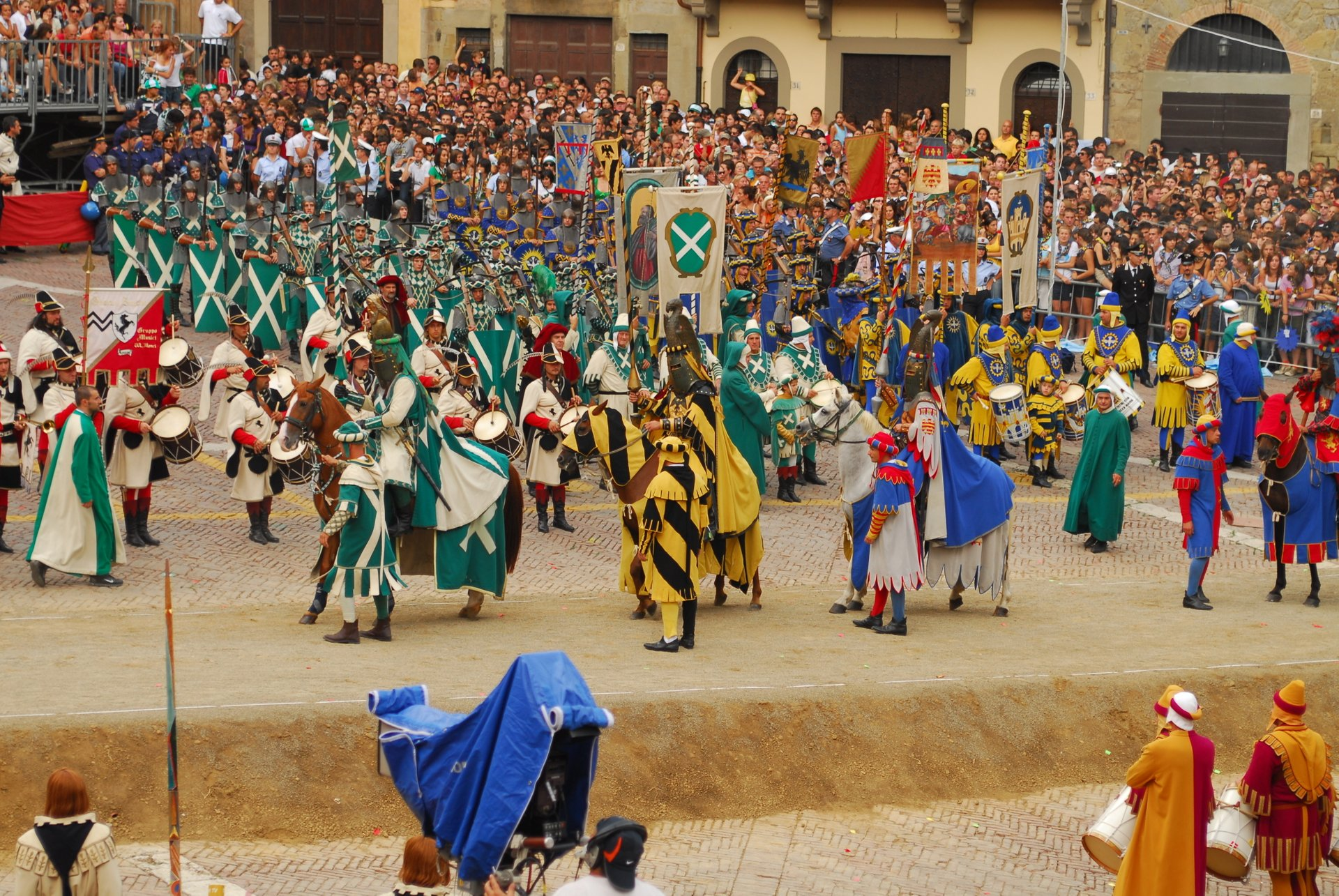 Giostra del Saracino (Joust of the Saracens) in Tuscany - Best Season 2020