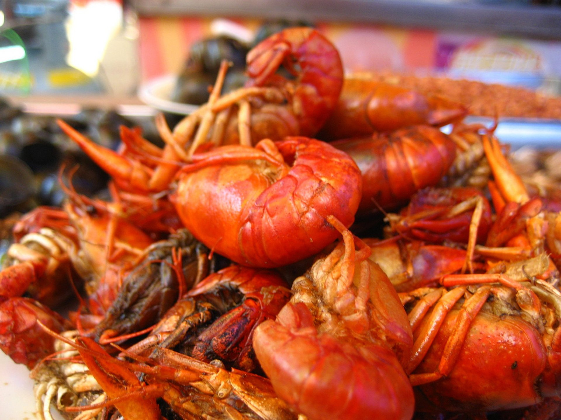 Crayfish or Xiaolongxia in Shanghai 2020 - Best Time