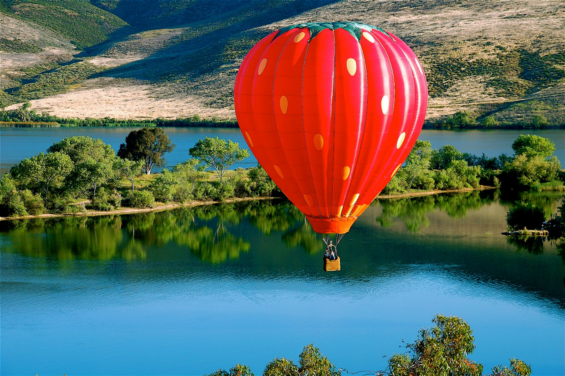 Temecula Valley Balloon & Wine Festival in California - Best Time