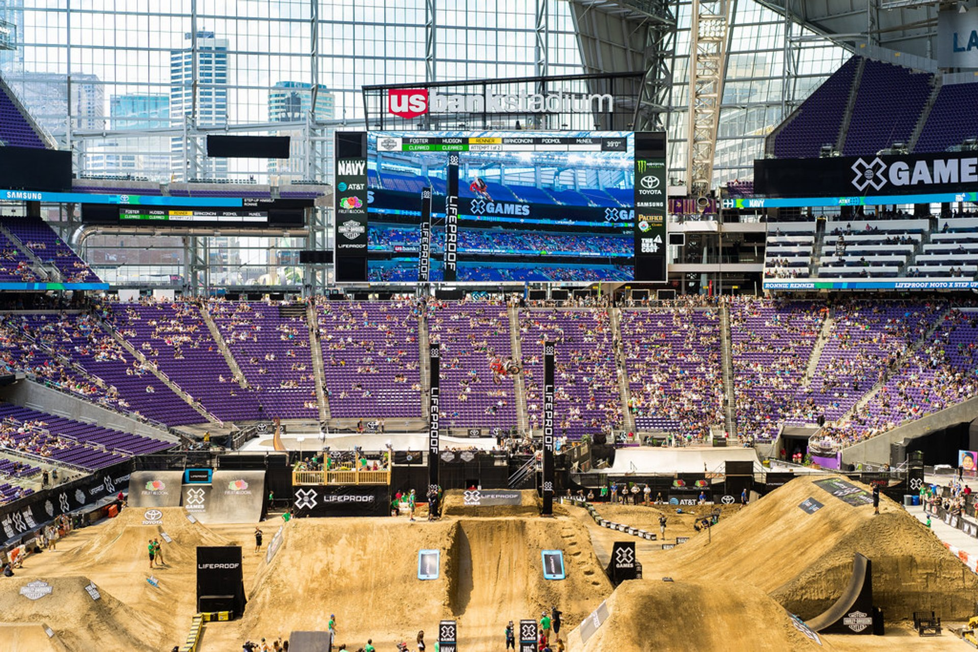 X Games Minneapolis in Midwest - Best Season 2020