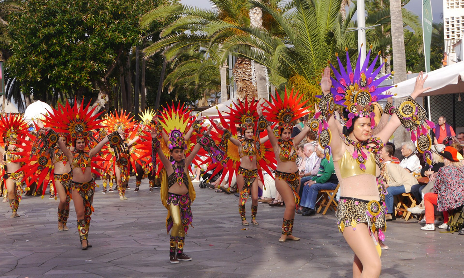 Puerto de la Cruz Carnival in Canary Islands - Best Season 2020