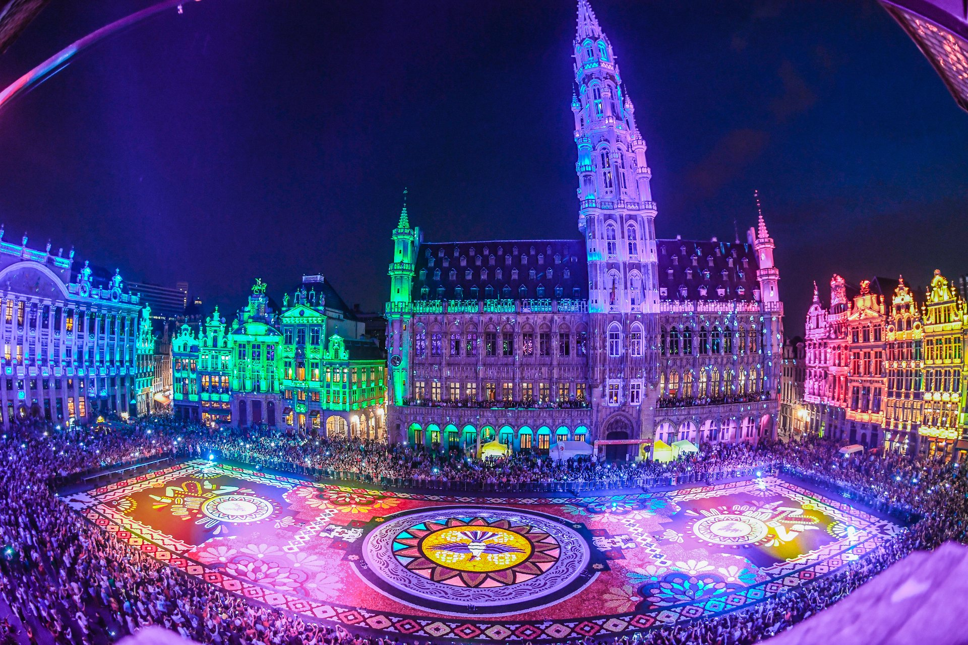 Best time to see Flower Carpet & Flowertime 2020