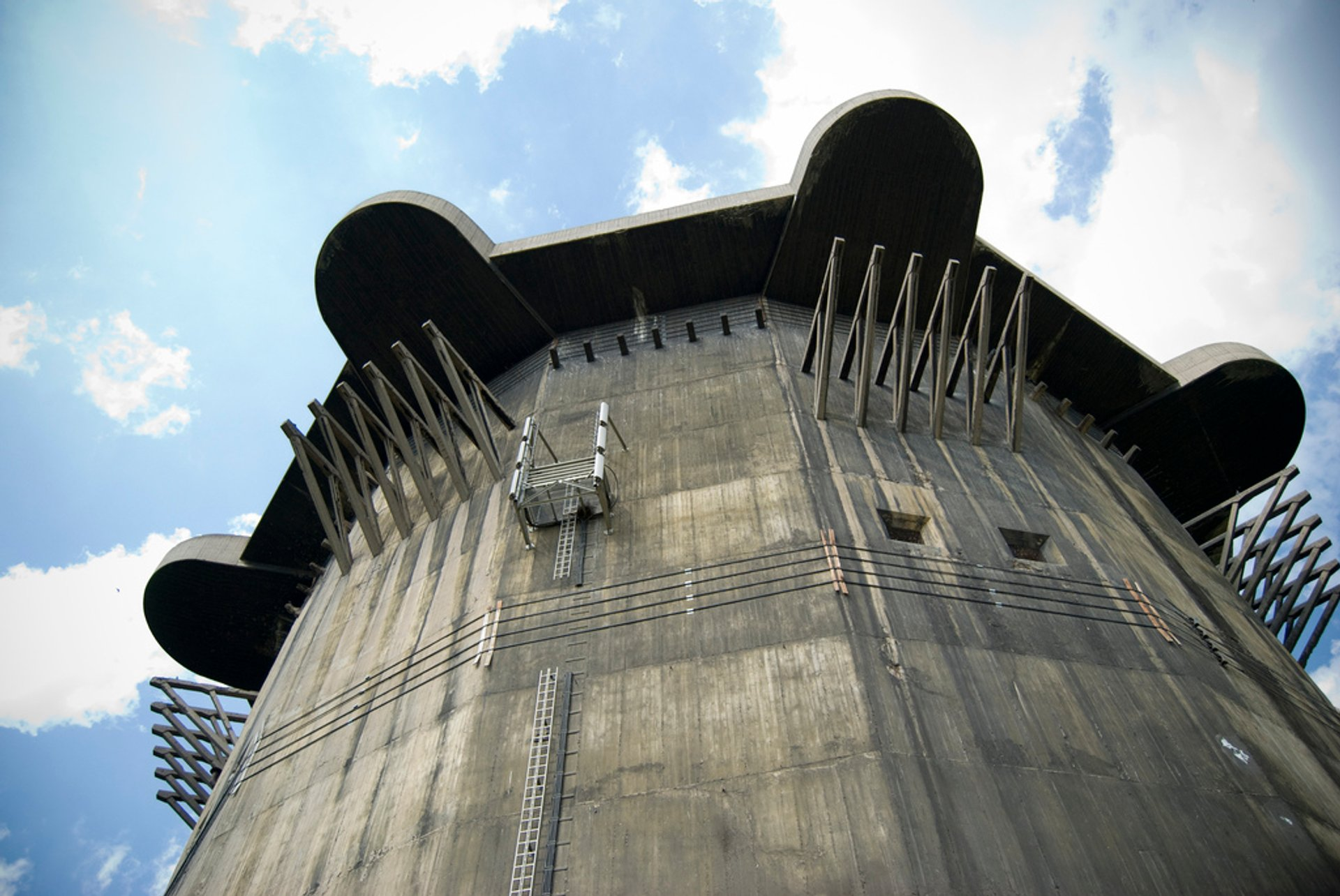 Best time for Flak Towers (Flaktürme) in Vienna 2019