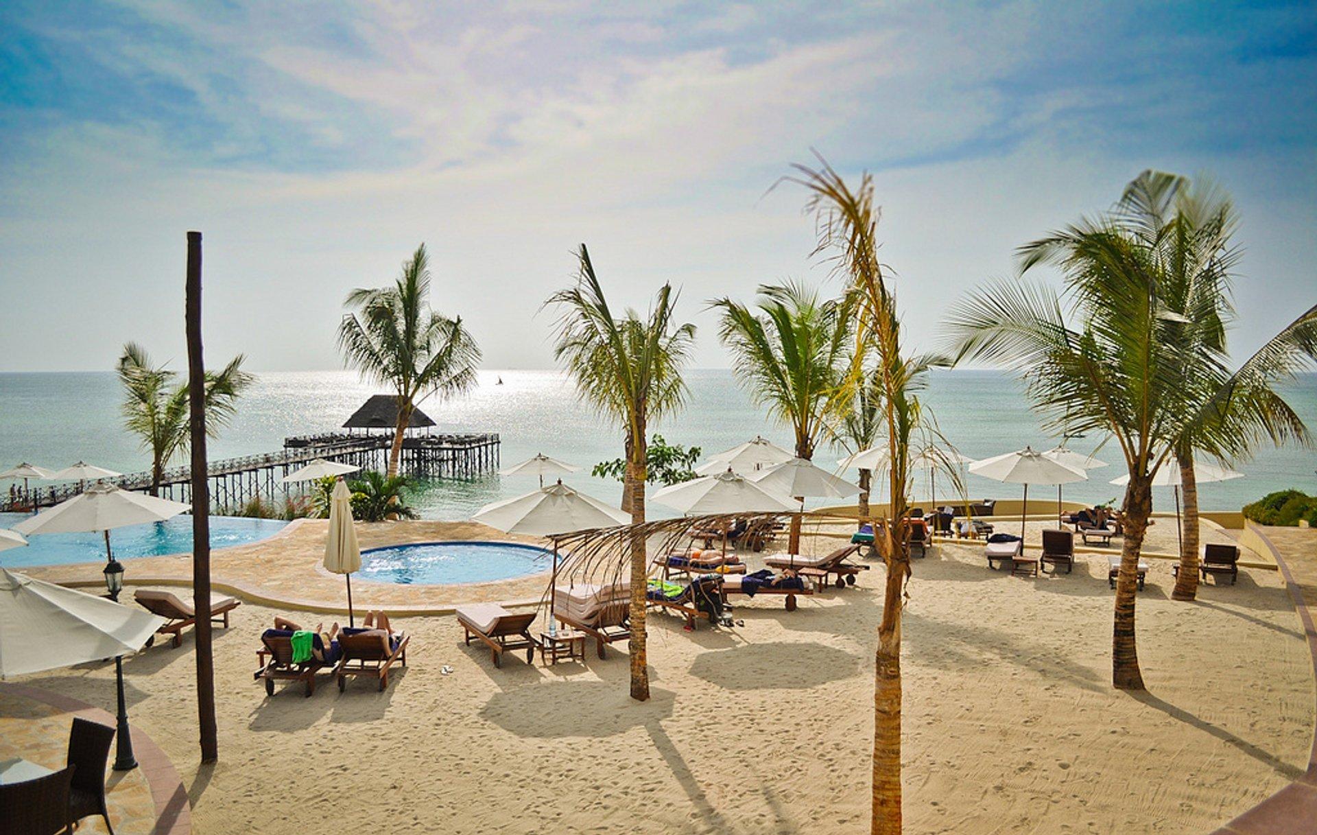 Dry Season in Zanzibar - Best Time