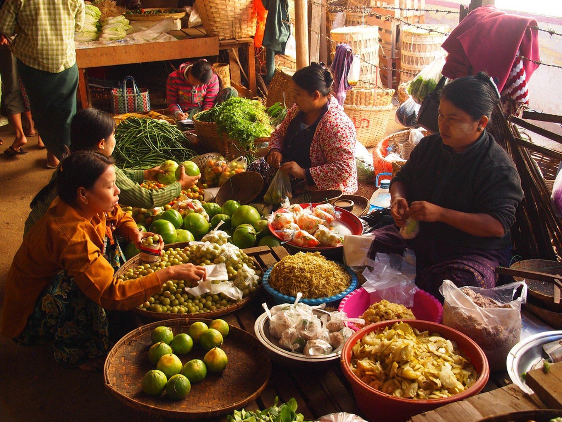 Ananda Pagoda Festival in Myanmar - Best Season 2020
