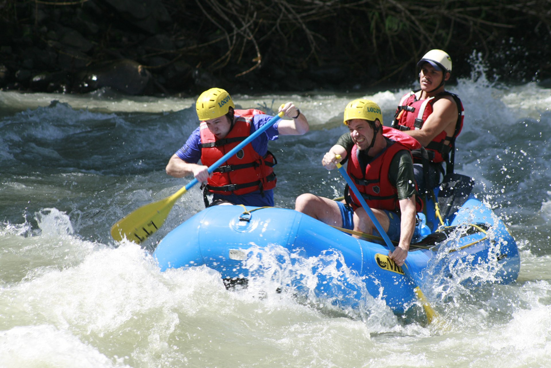 Rafting in Costa Rica - Best Season 2020