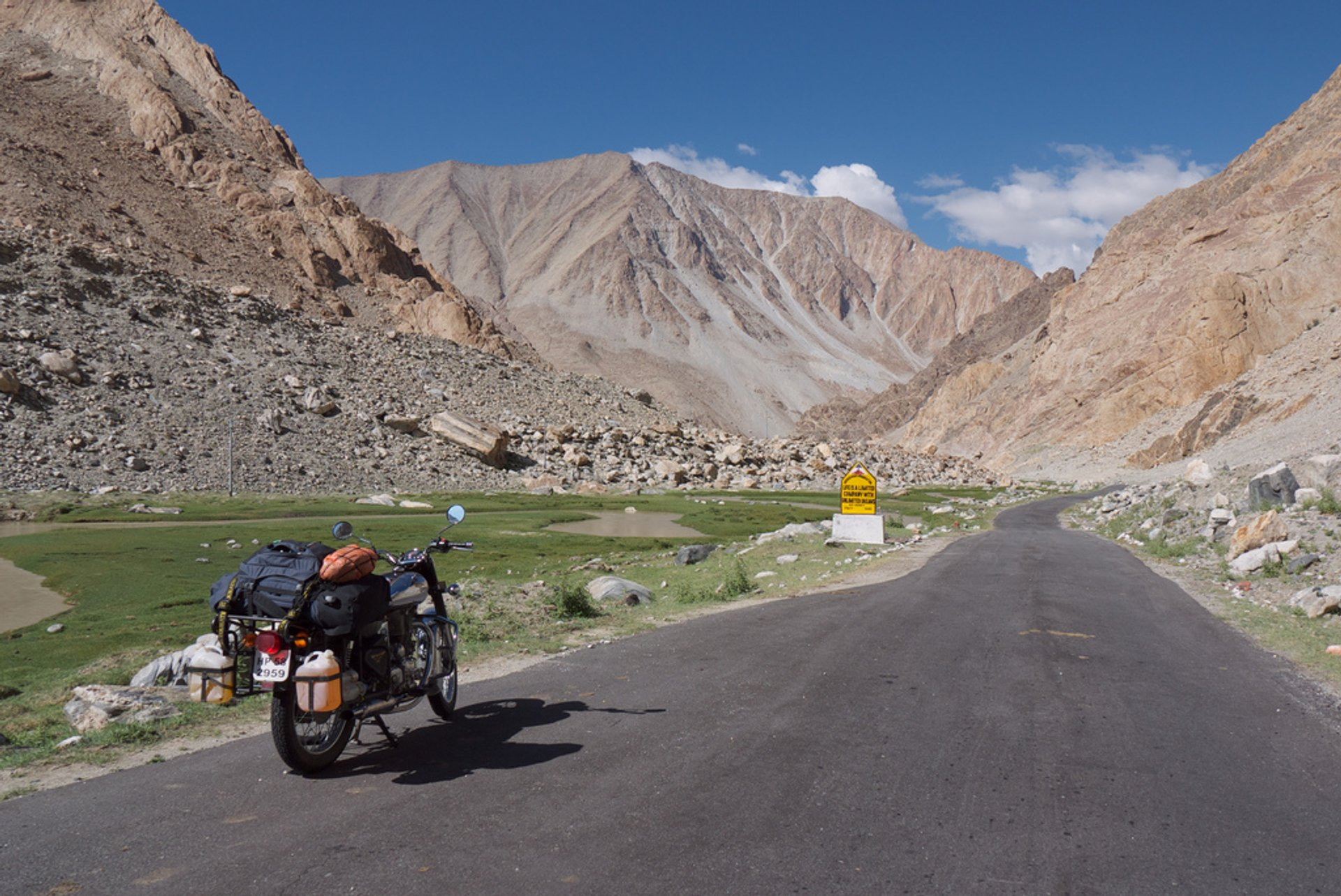 Motorcycle Trips in India 2020 - Best Time