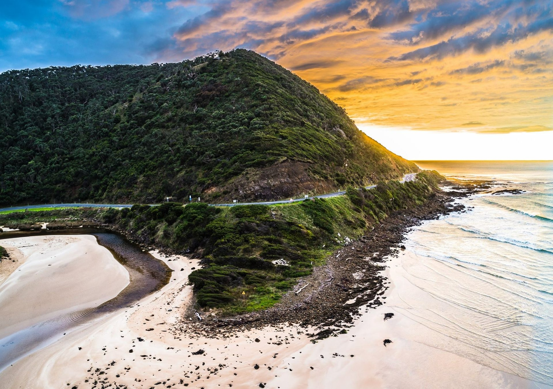Best time for Great Ocean Road Running Festival in Victoria 2020
