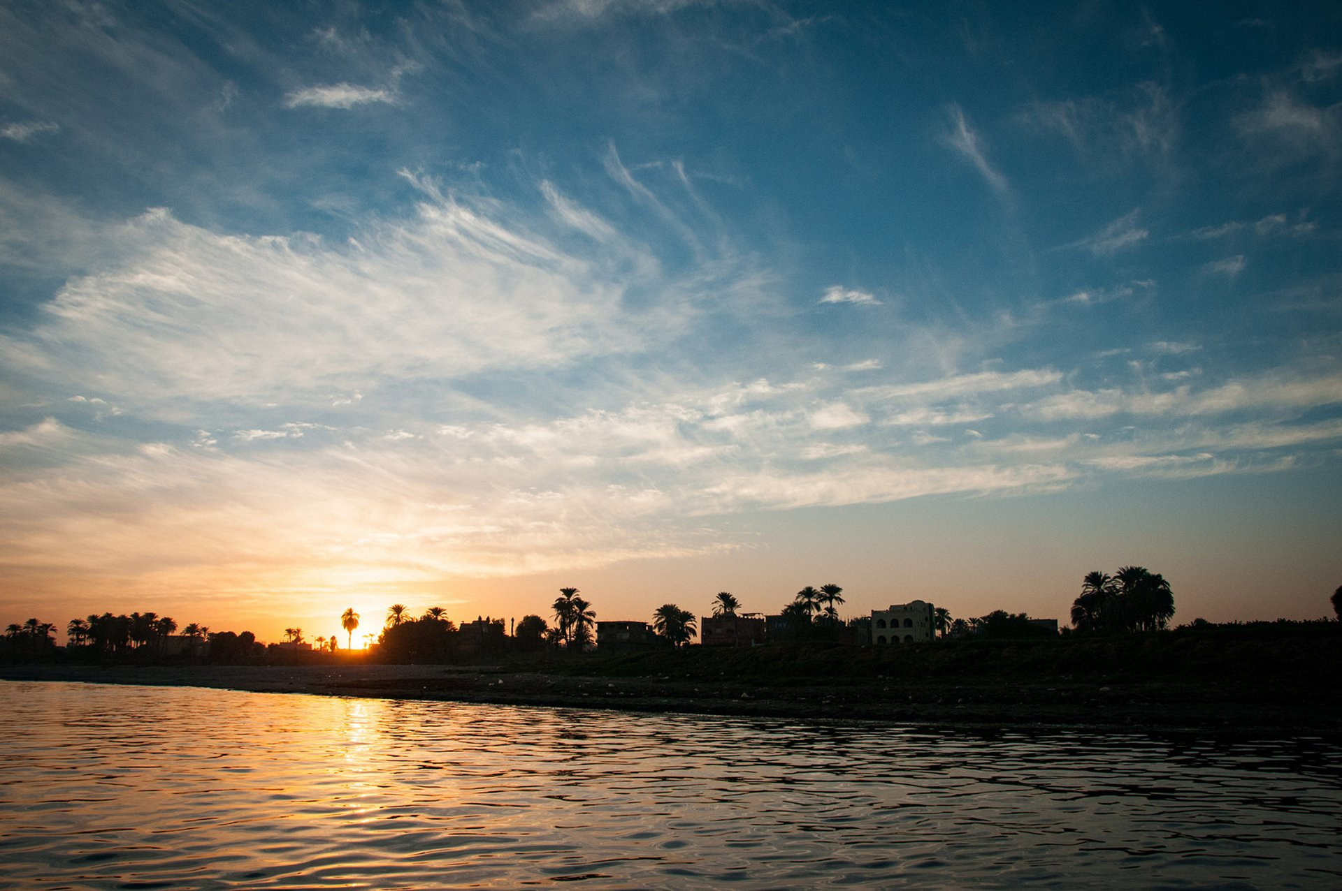 Nile River Cruise in Luxor