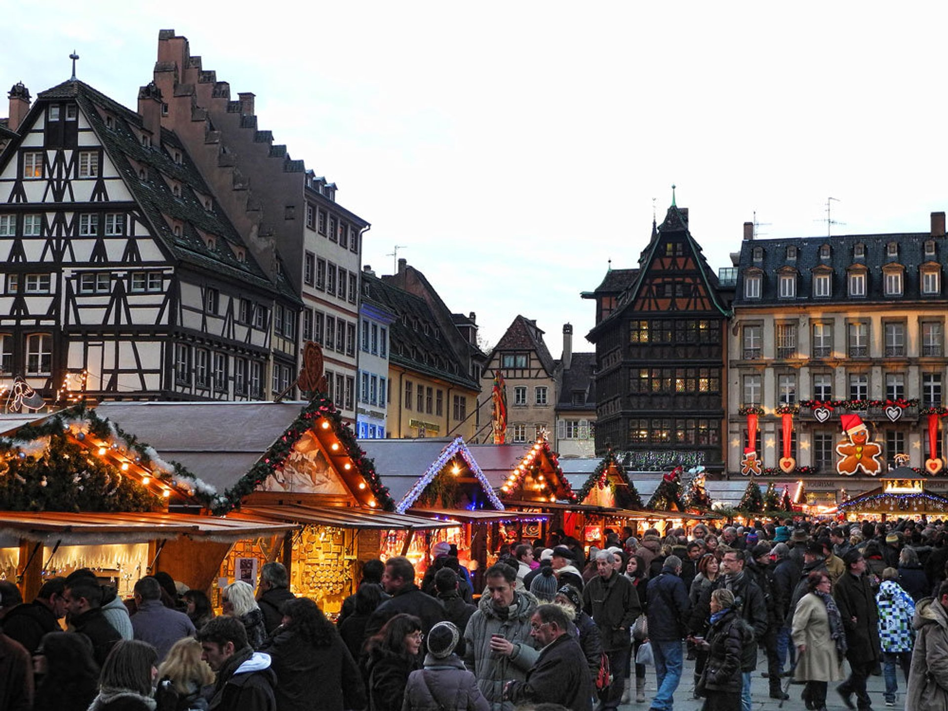 Strasbourg Christmas Markets in France 2019 - Best Time