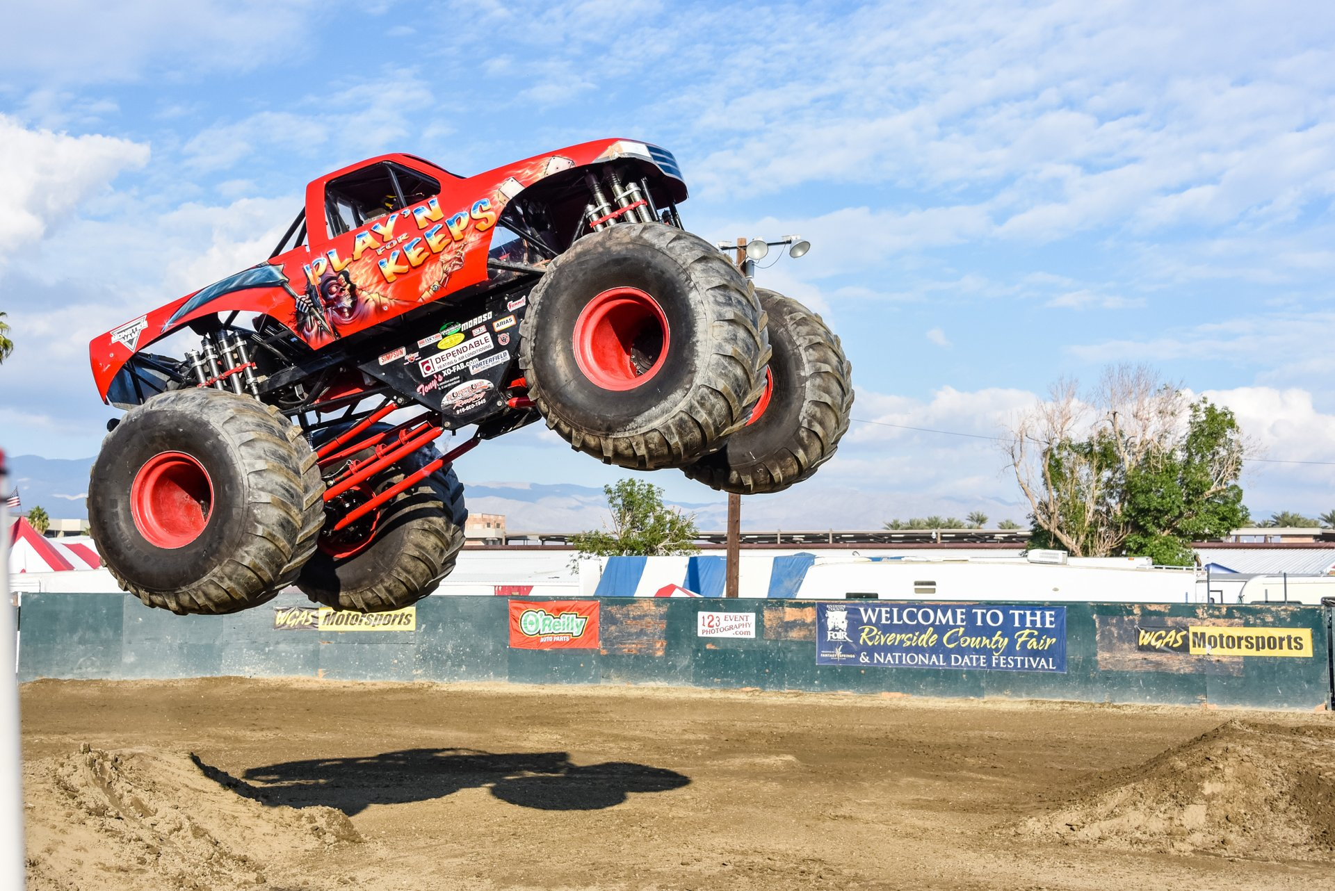 Monster Trucks Show 2020