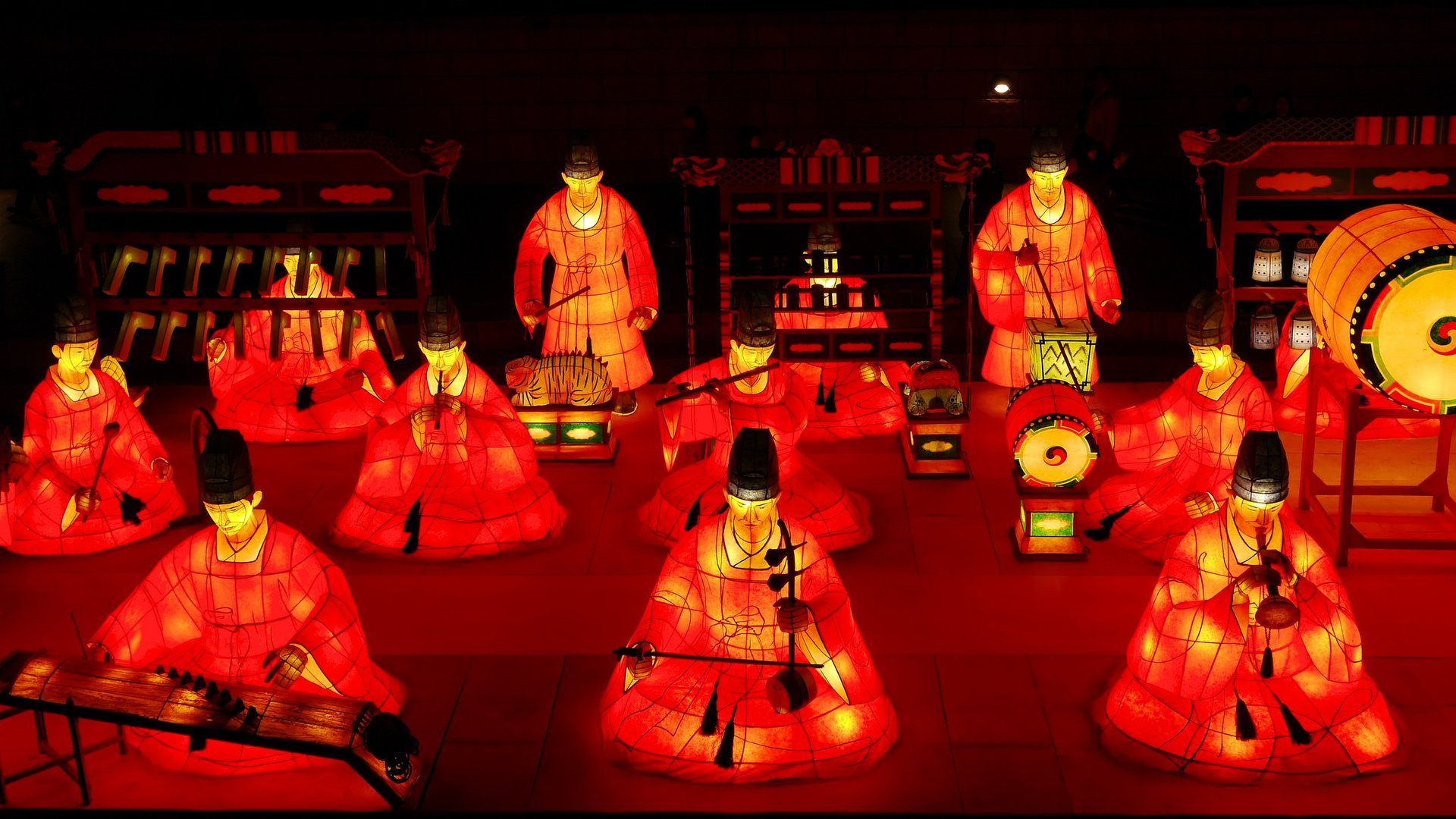 Seoul Lantern Festival in Seoul 2020 - Best Time