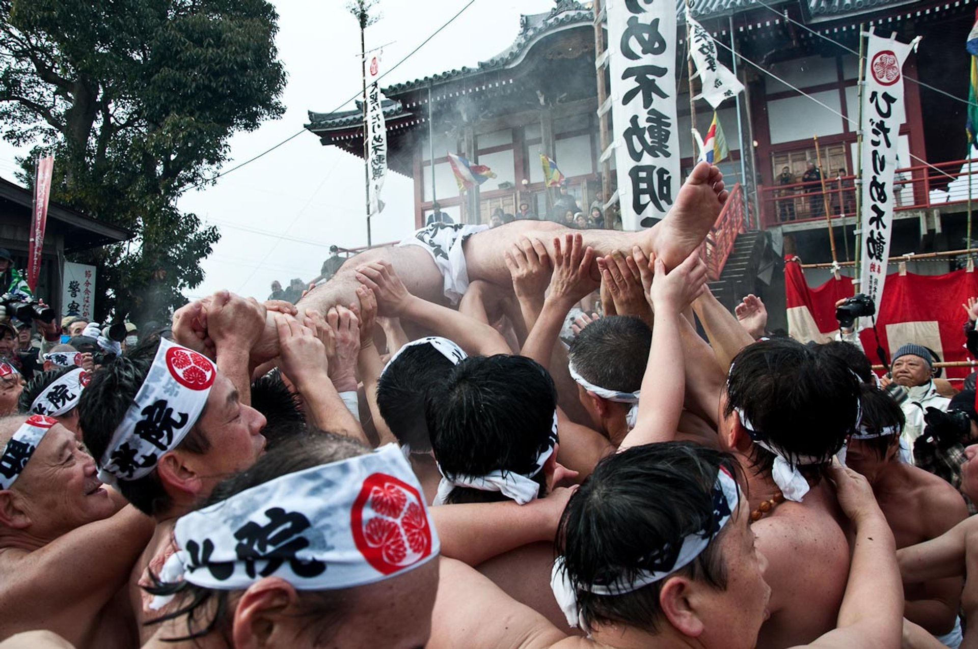 Best time for Hadaka Matsuri in Japan 2020