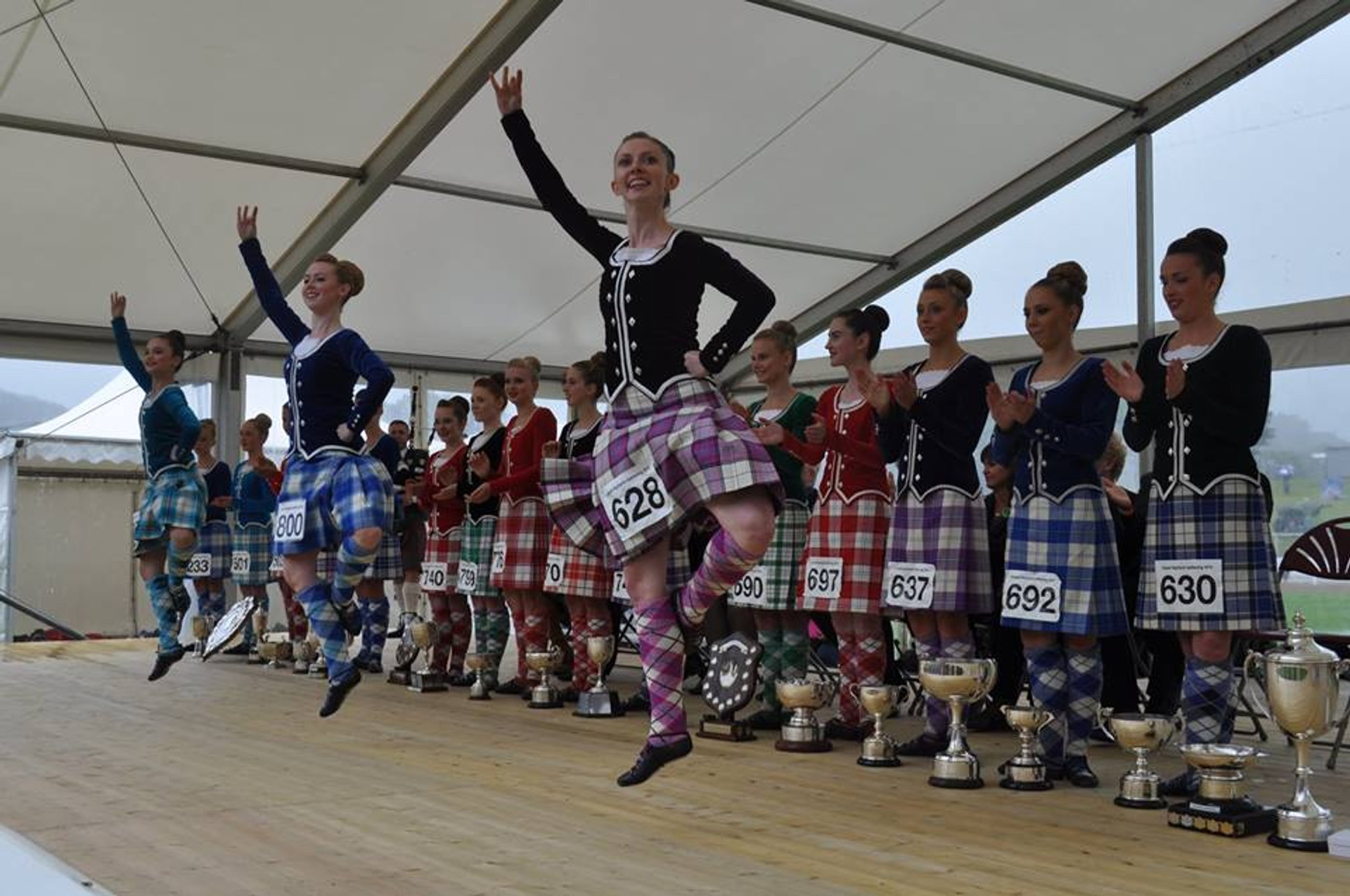 Cowal Highland Gathering in Scotland - Best Season 2020
