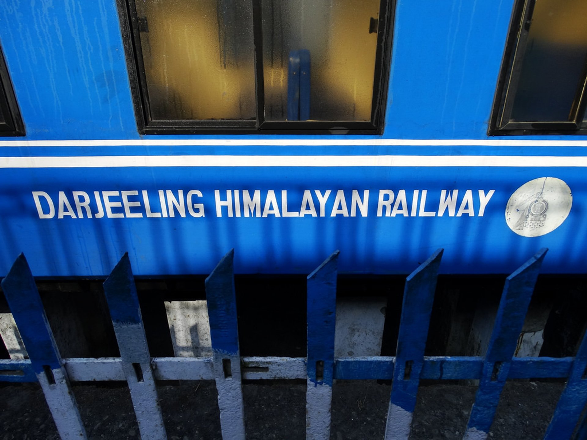 Carriage of Darjeeling Himalayan Railway 2019