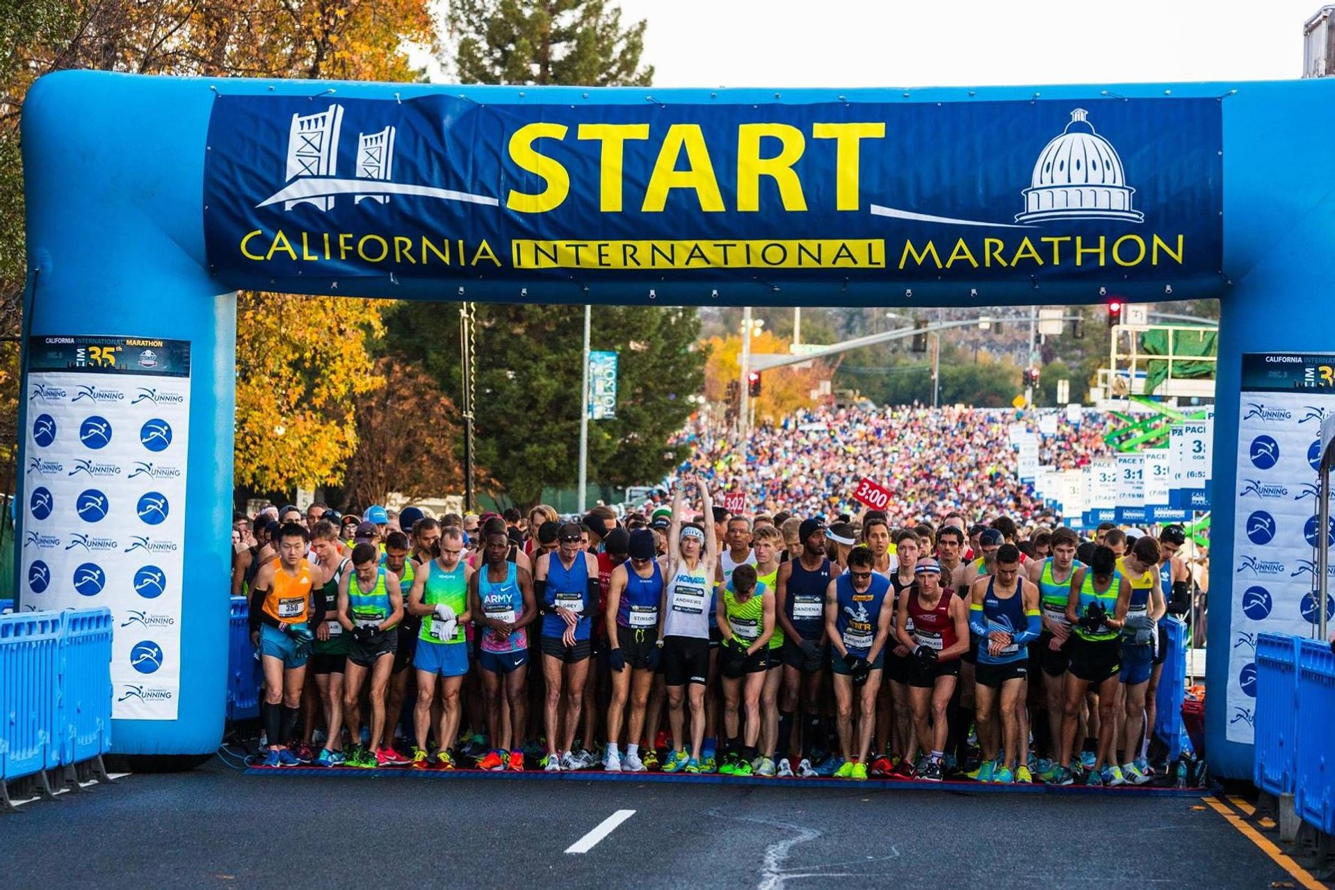 California International Marathon in California - Best Season