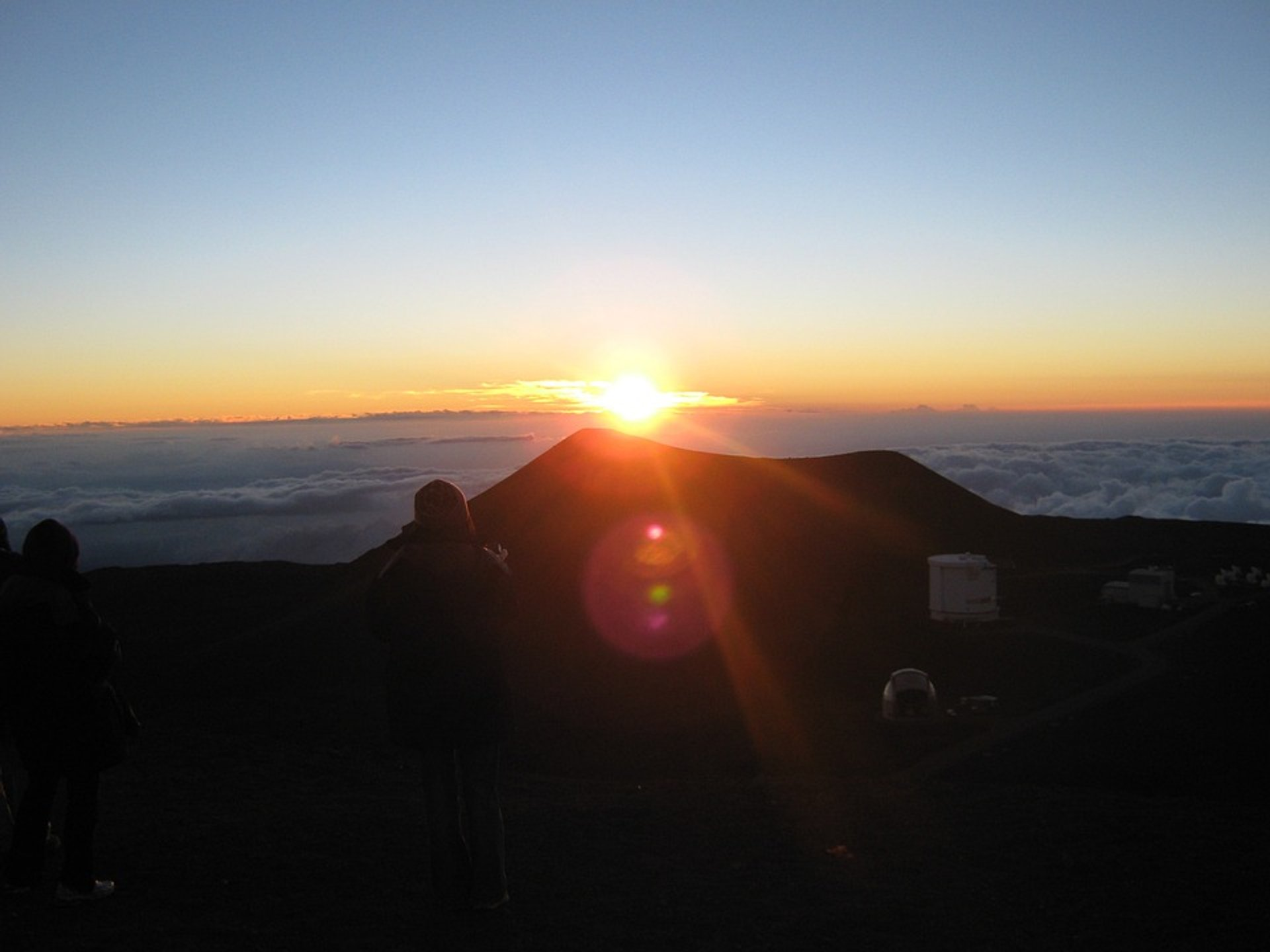 Sunset at Mauna Kea 2020