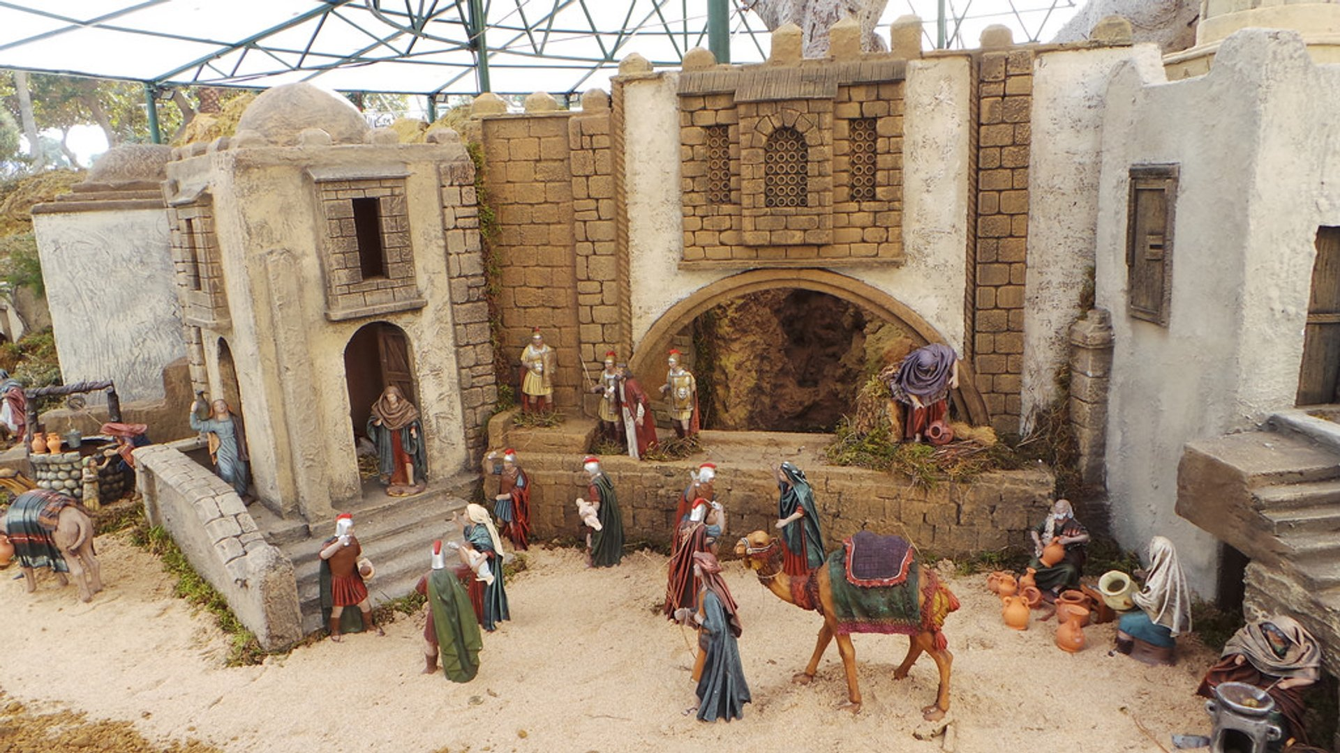 Christmas Belén or Nativity Scene in Canary Islands - Best Season 2020