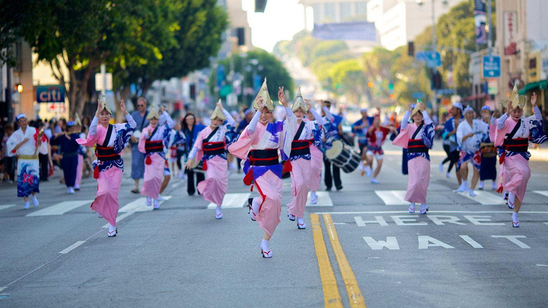 Best time for Nisei Week Japanese Festival in Los Angeles 2020