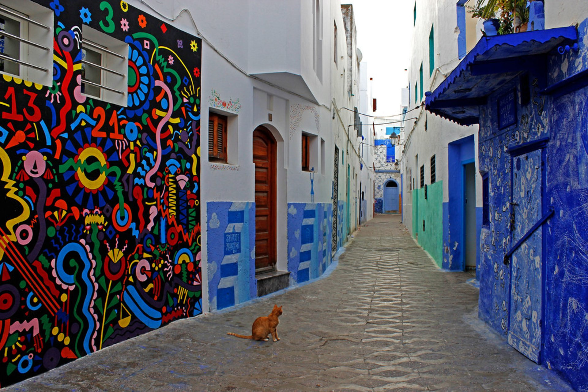 The Cultural Moussem of Asilah (Asilah Arts Festival) in Morocco 2020 - Best Time