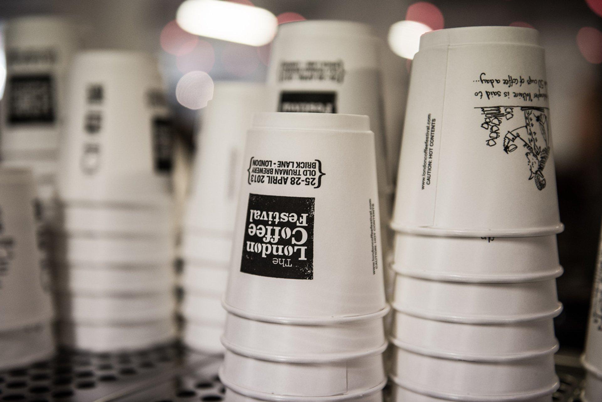 London Coffee Festival in London 2020 - Best Time