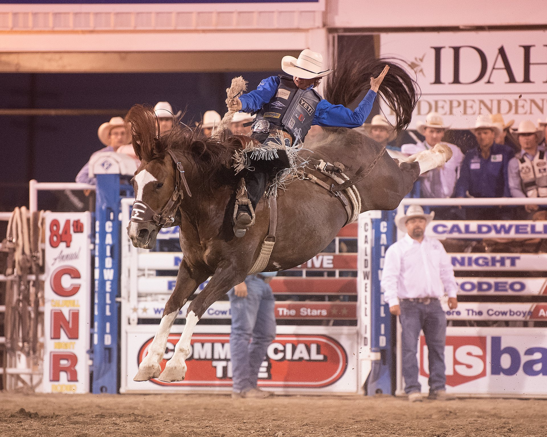 Caldwell Night Rodeo in Idaho 2020 - Best Time