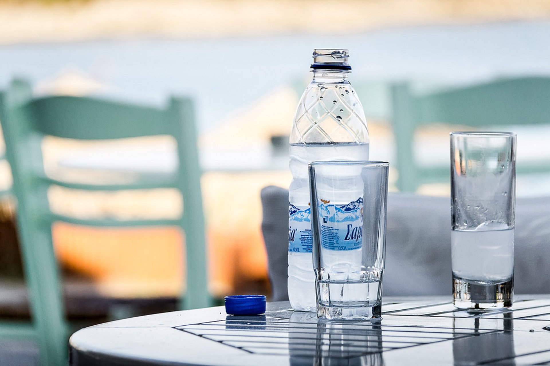 Ouzo & Tsipouro Preparation in Greece 2020 - Best Time