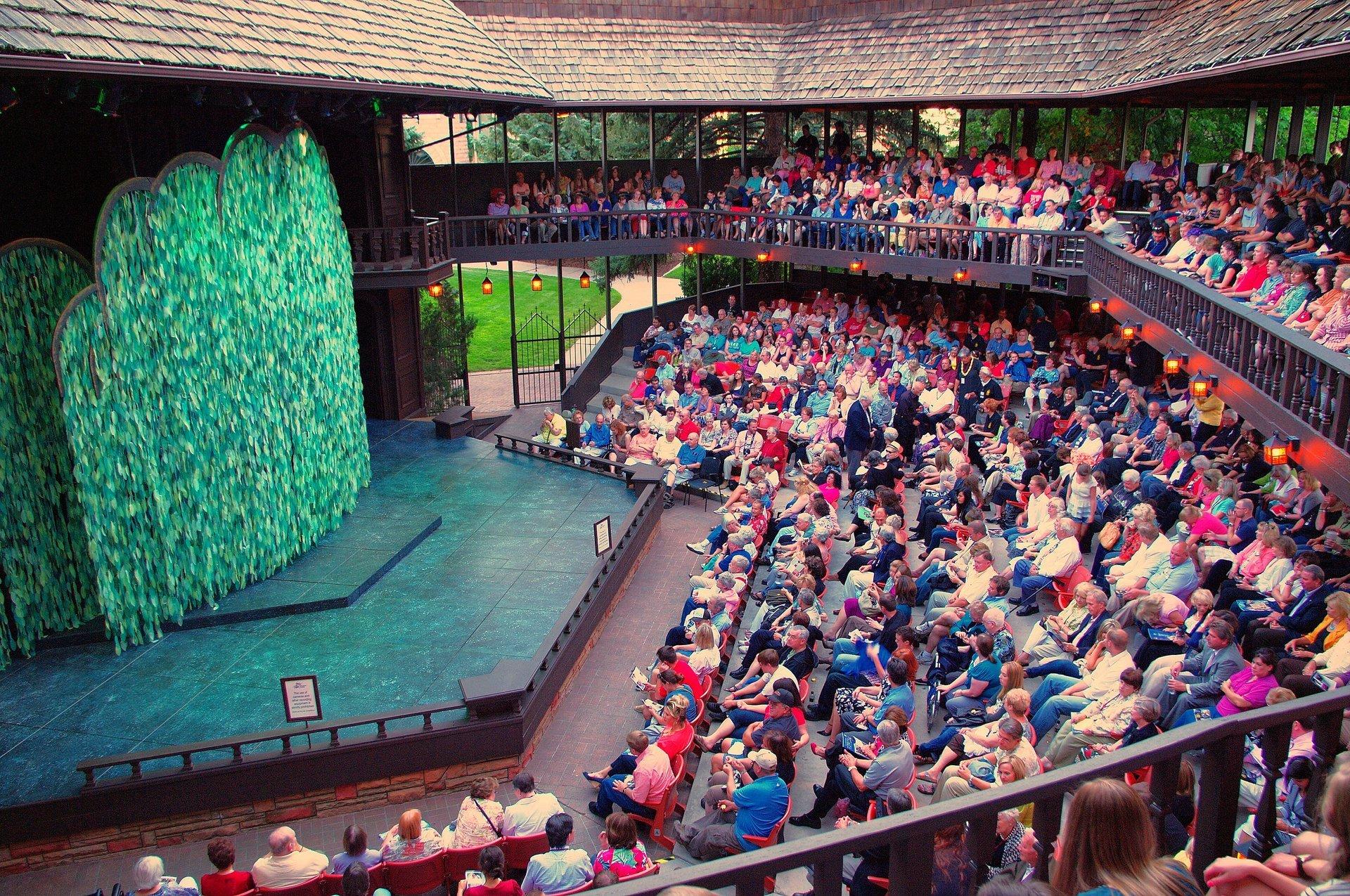 Utah Shakespeare Festival in Utah 2020 - Best Time