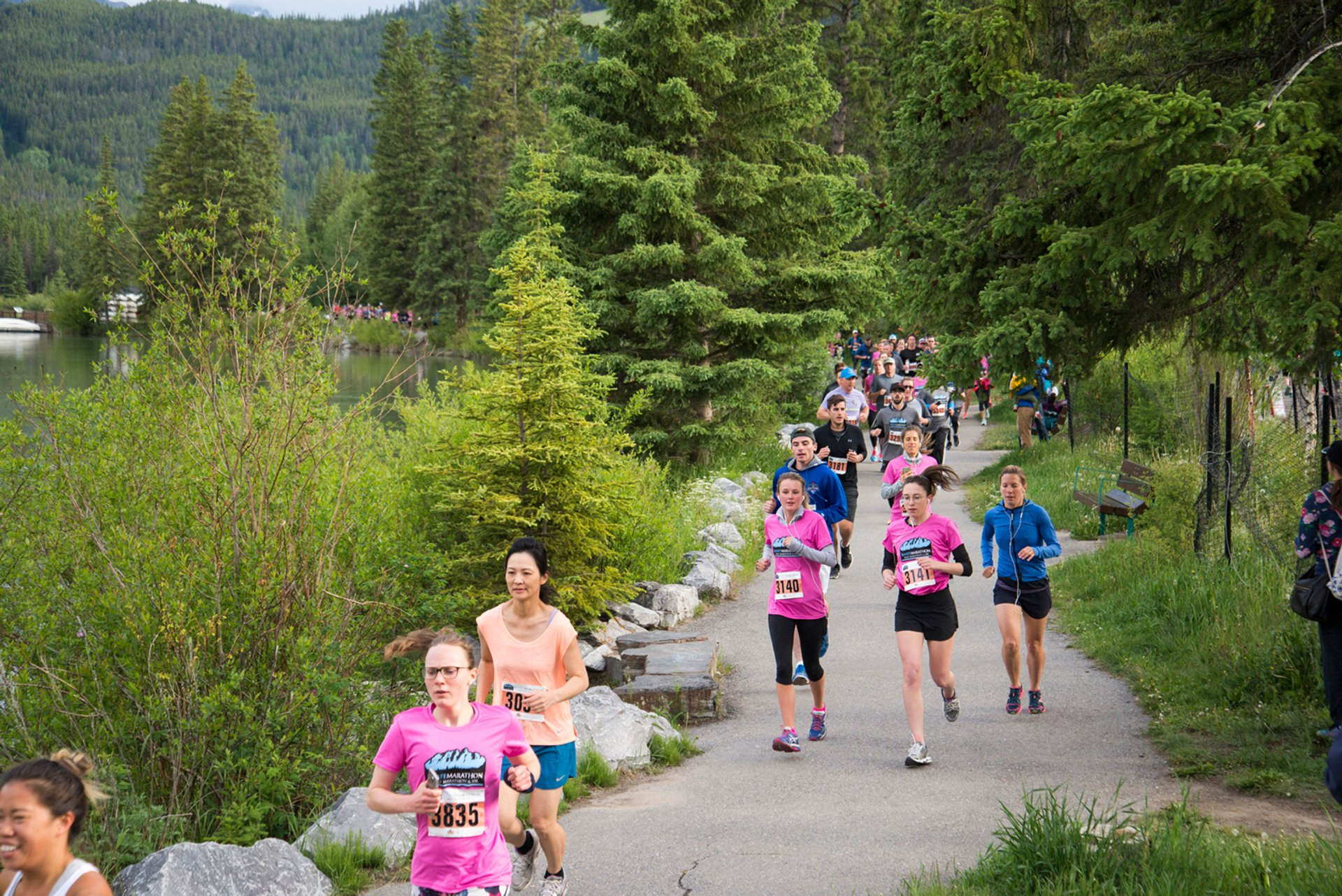 Best time for Banff Marathon in Banff & Jasper National Parks 2020