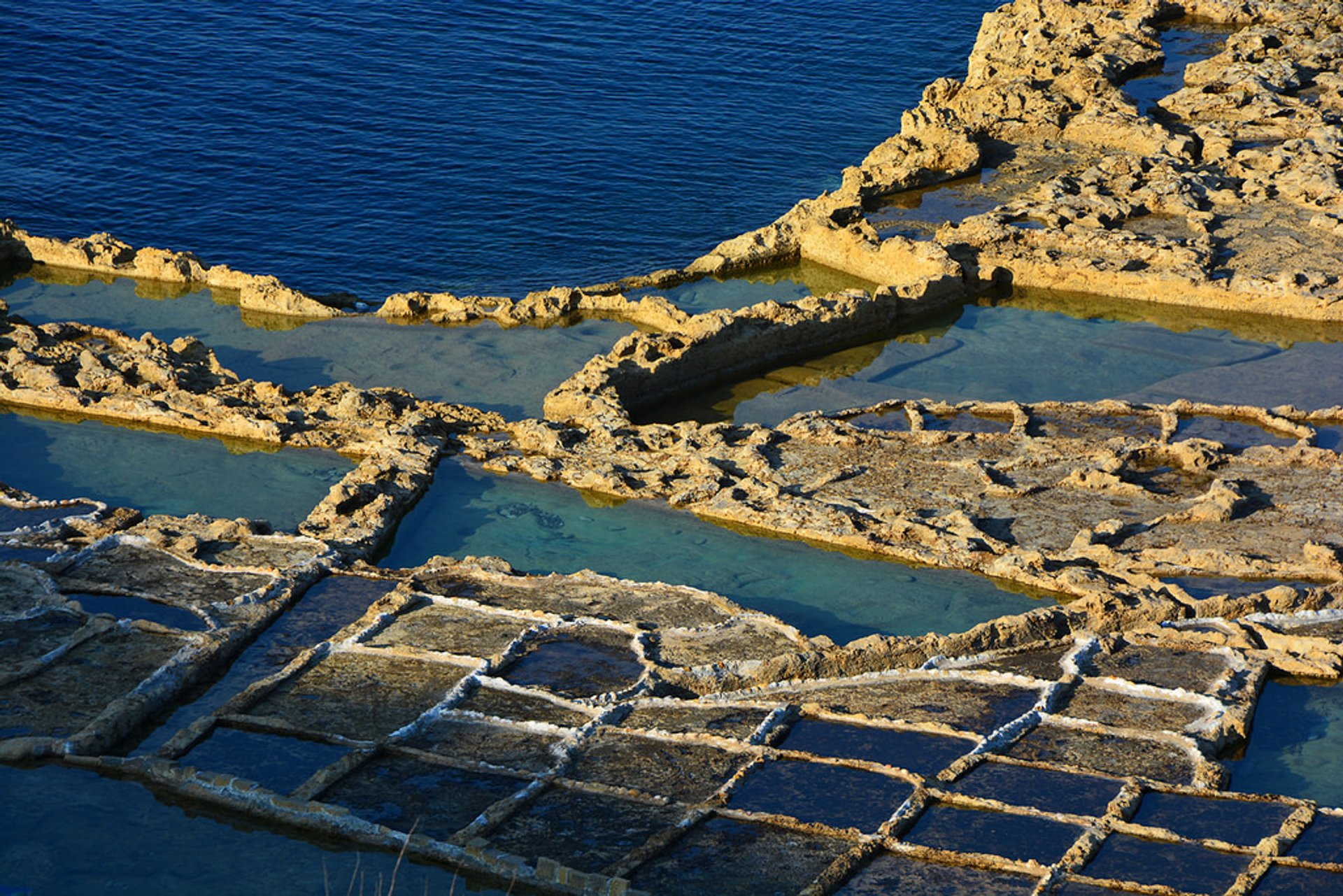 Sea Salt Harvesting in Malta - Best Season 2020